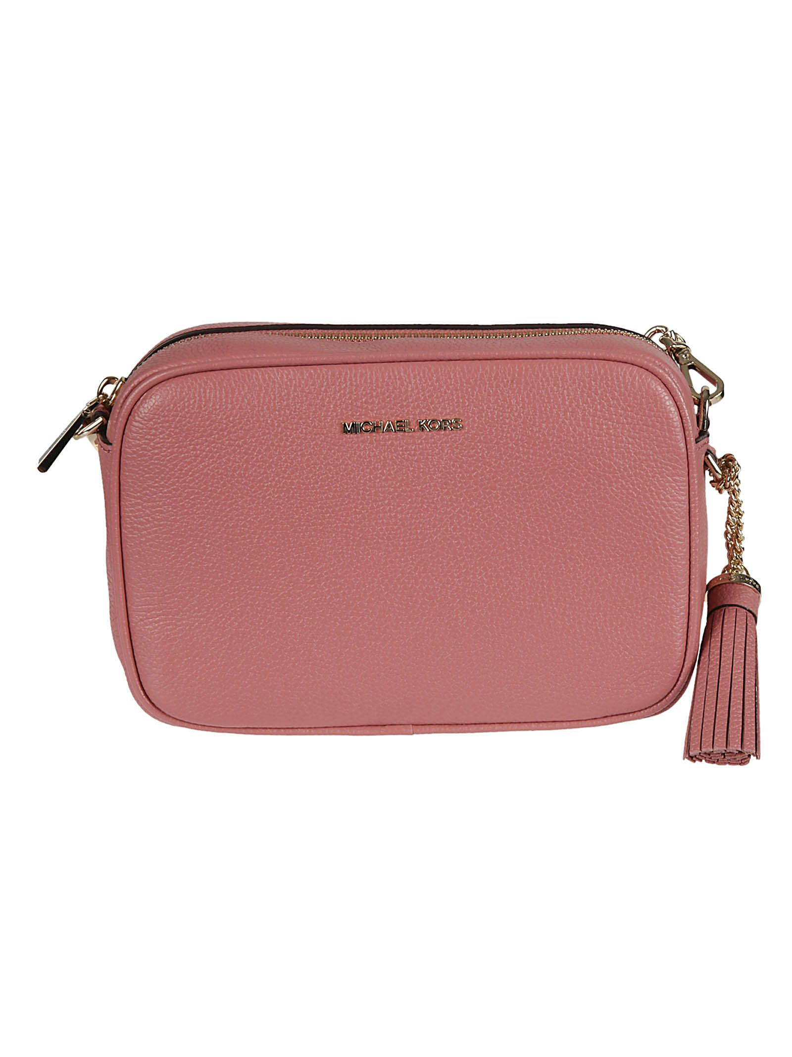 0503594da8ce2 Michael Kors Michael Kors Ginny Crossbody Bag - Pink - 10801857 ...