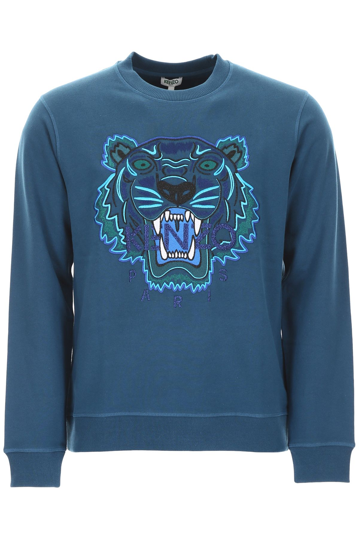 d851c21f italist | Best price in the market for Kenzo Kenzo Tiger Sweatshirt ...
