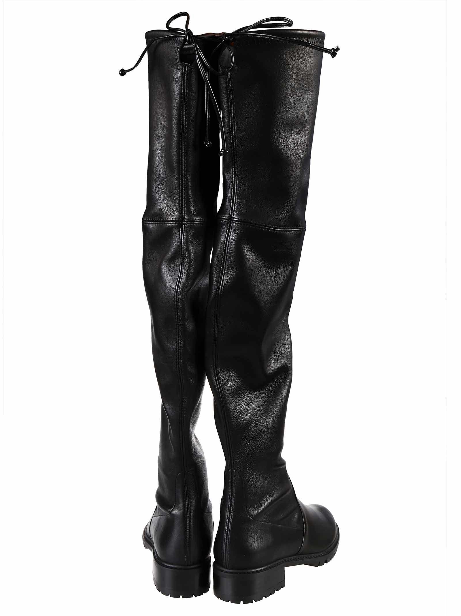 c936cce9c08 Stuart Weitzman Stuart Weitzman Lowland Over-the-Knee Boots - Black ...