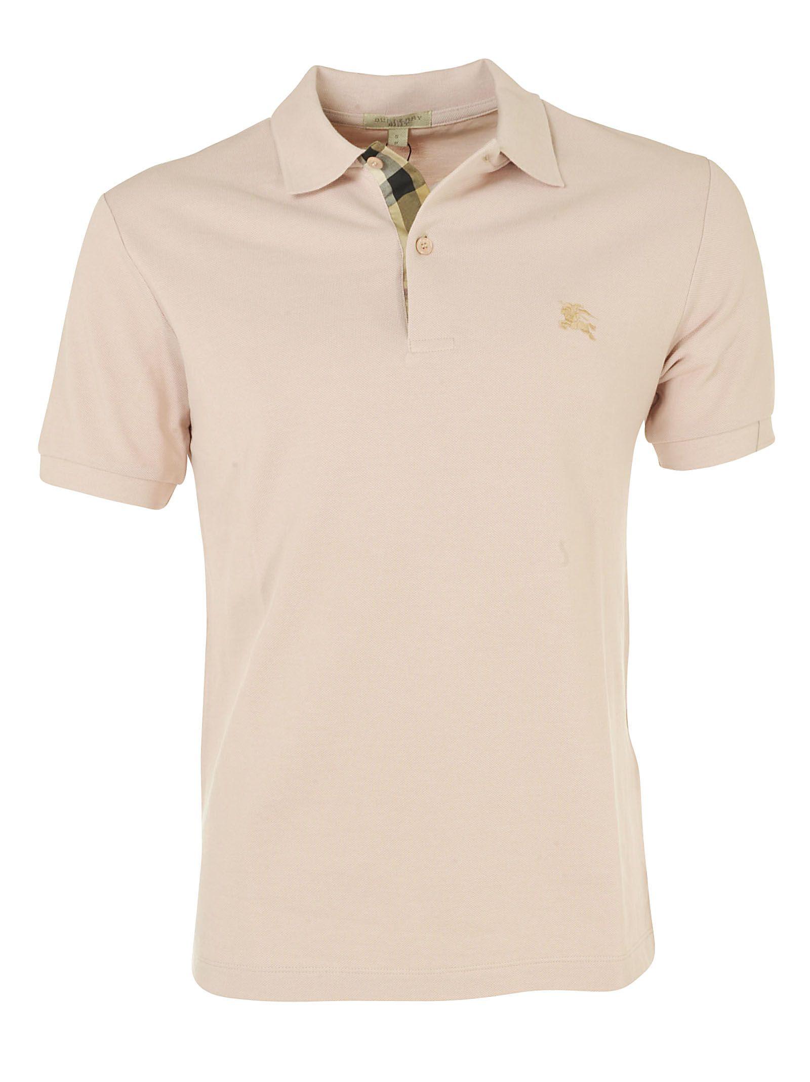 Burberry Brit Burberry Brit Classic Polo Shirt - Chalk Pink - 887963 ... 56f47c87c22