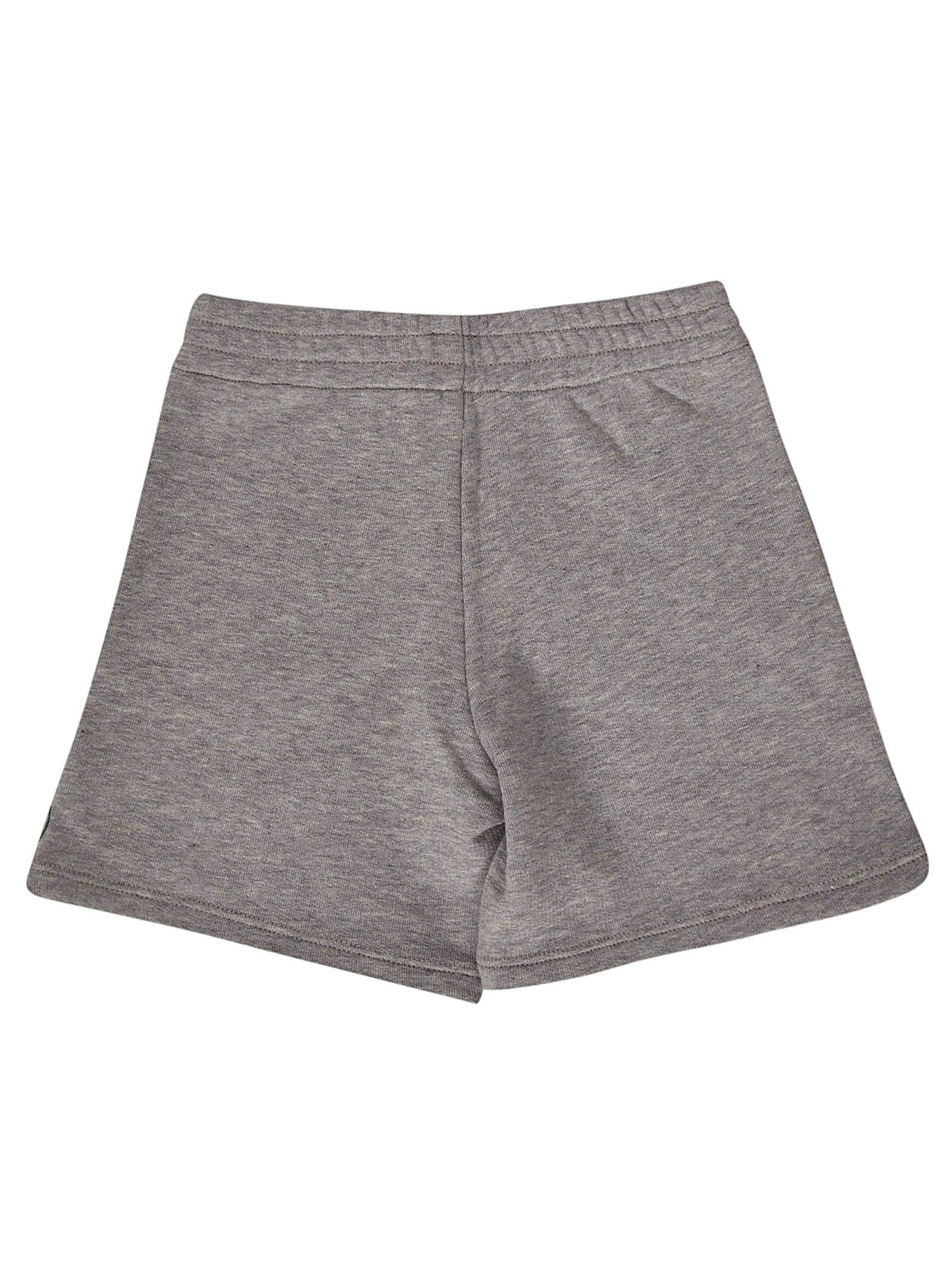 2812b3c83eb Gucci Gucci Kids Logo Shorts - Grey - 10913754