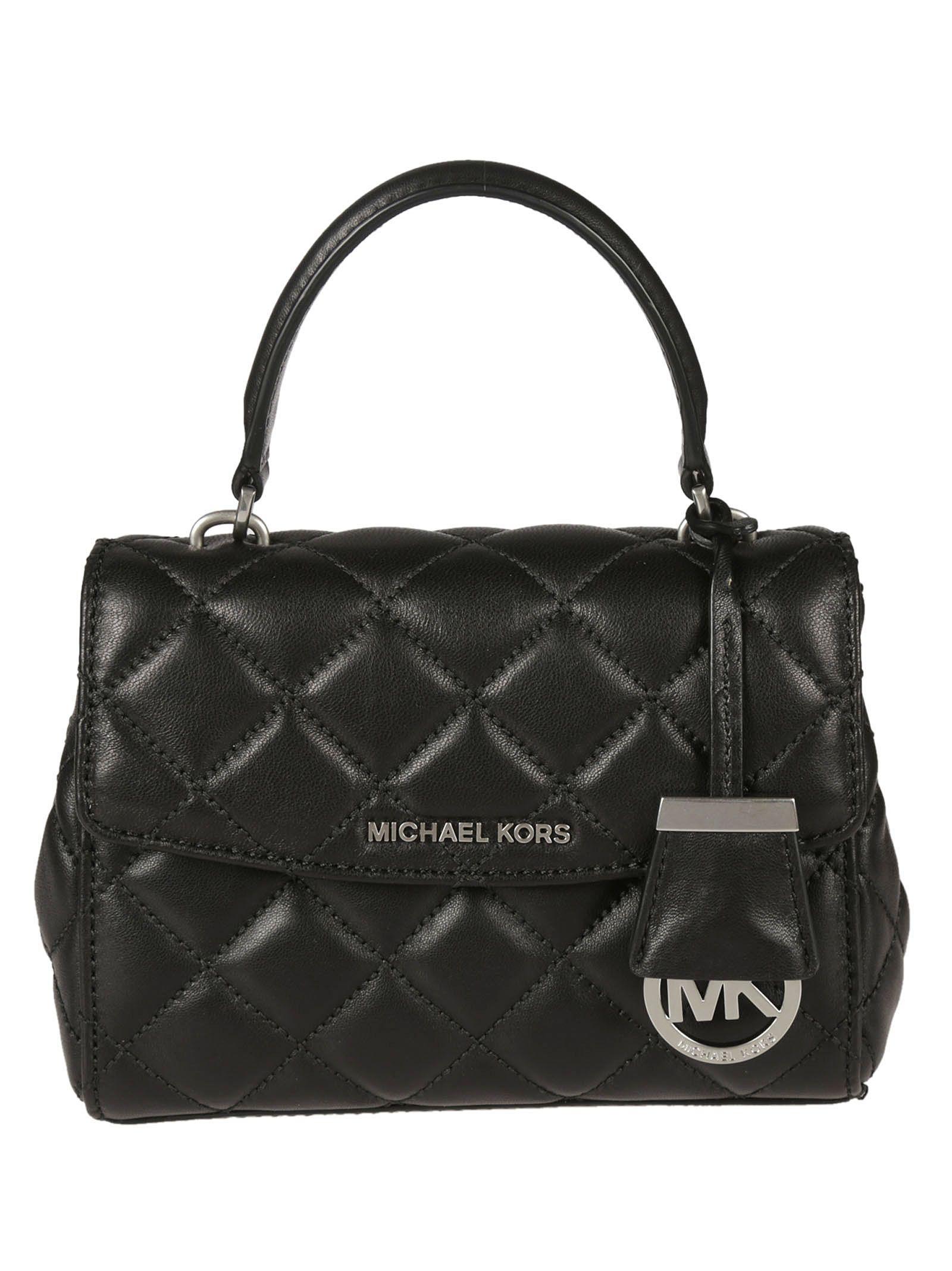 68c34fb4c03b MICHAEL Michael Kors Michael Michael Kors Small Ava Shoulder Bag ...