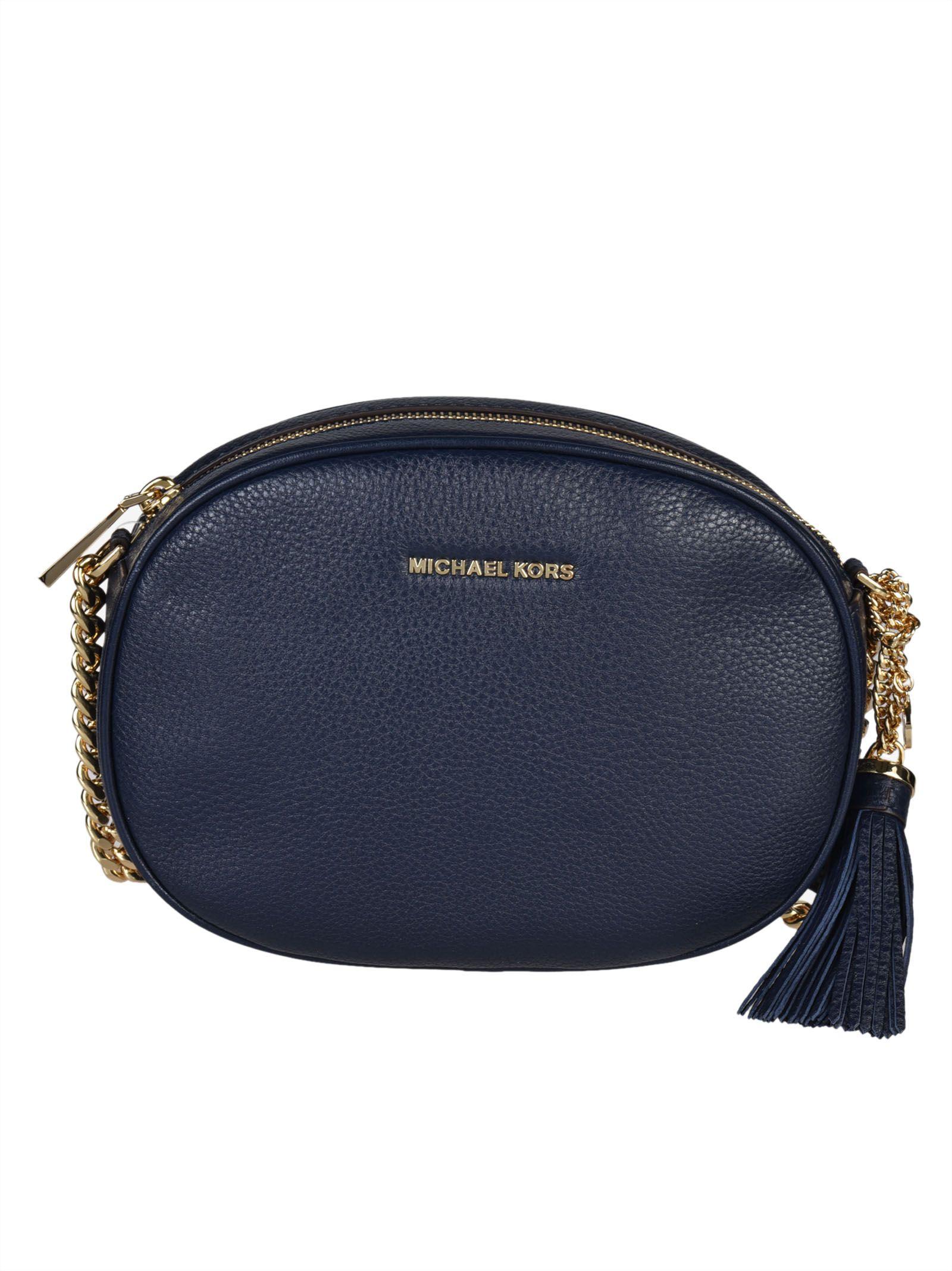 47414ee79d78 Michael Kors Michael Kors Ginny Medium Messenger Shoulder Bag ...