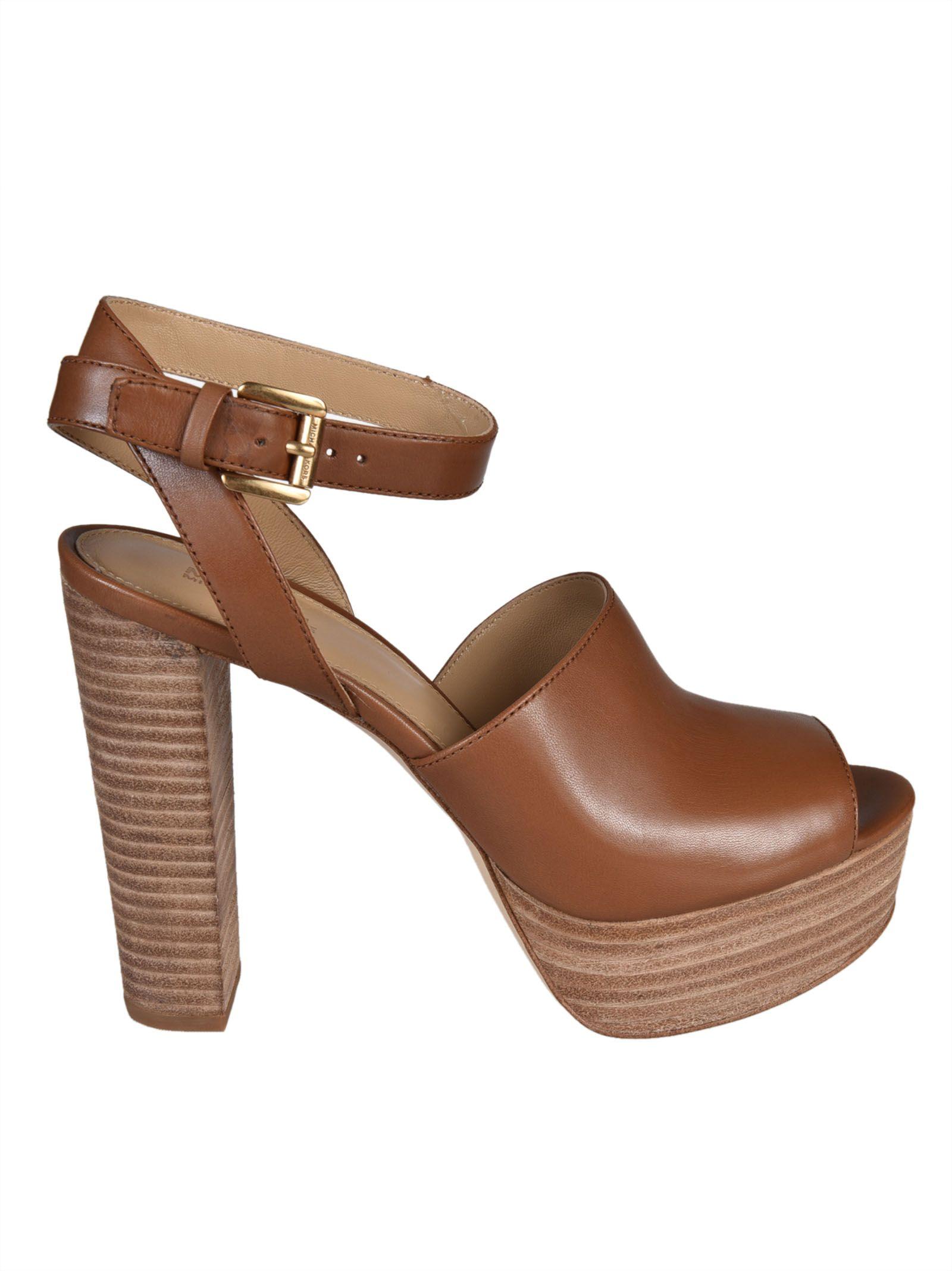 324e3bd3f226 MICHAEL Michael Kors MICHAEL Michael Kors Trina Platform Sandals ...