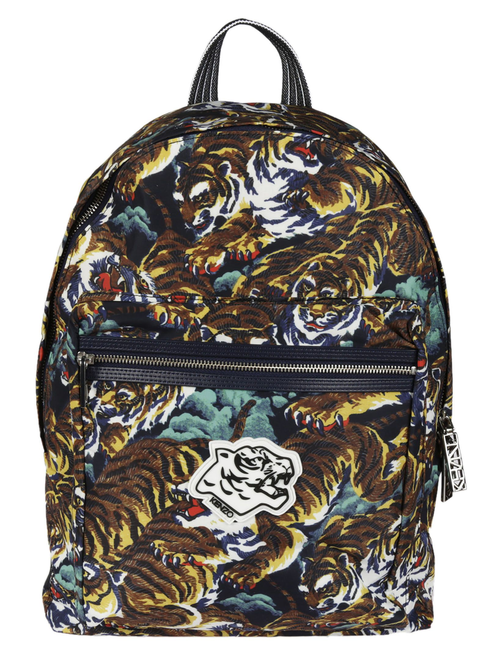 Kenzo Kenzo Flying Tiger Backpack - Multicolor - 6497482  24fe79ee7cd