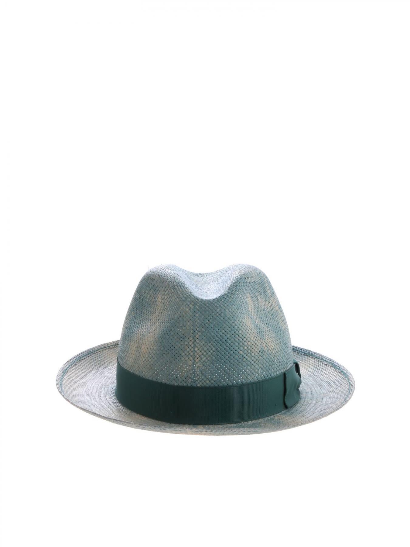 8bea8b3a307920 Borsalino Borsalino Straw Hat - Beige - 10878868 | italist