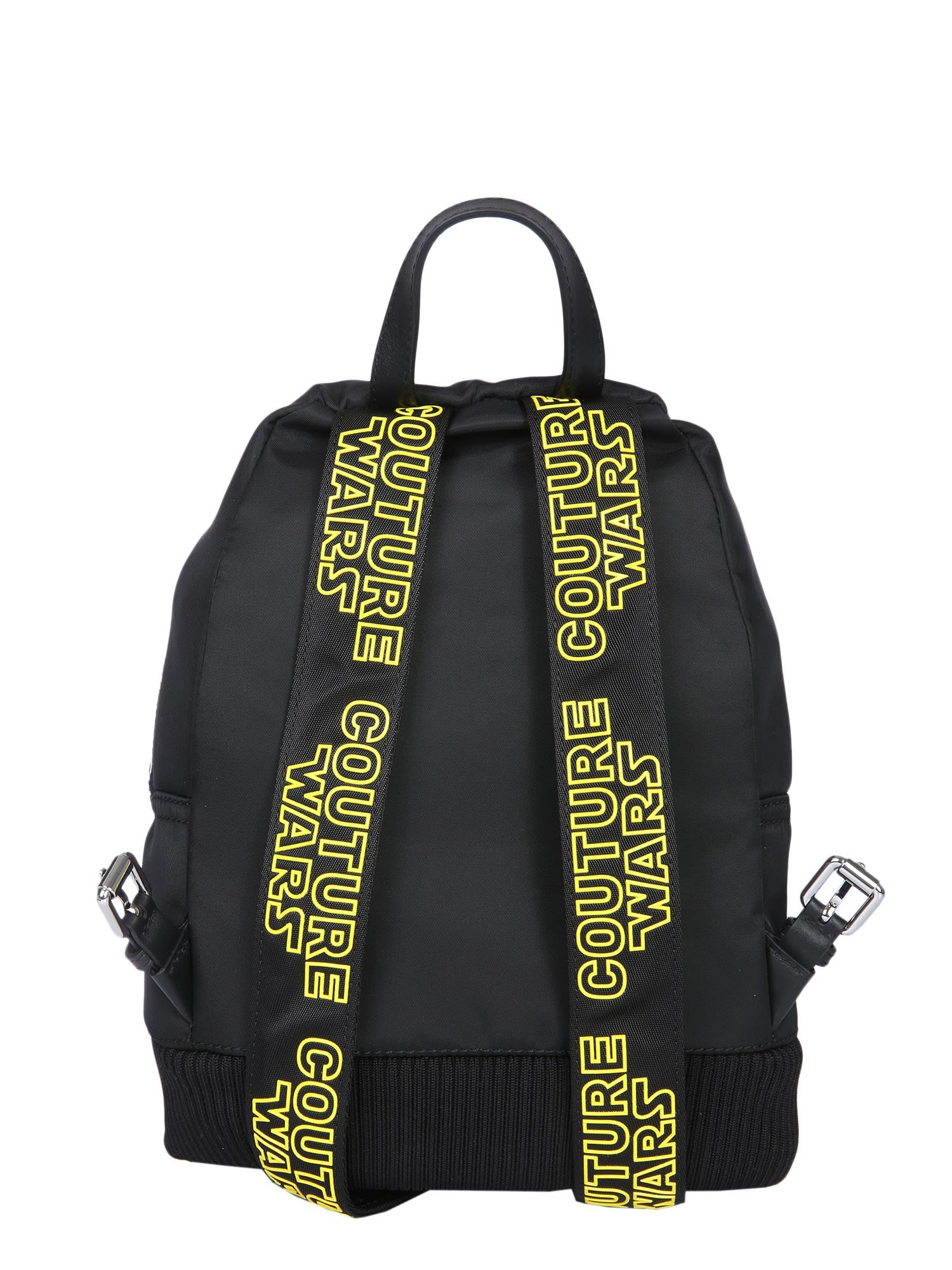 c02c3c491ee7 Moschino Moschino Couture Wars Backpack Bomber - NERO - 10758320 ...