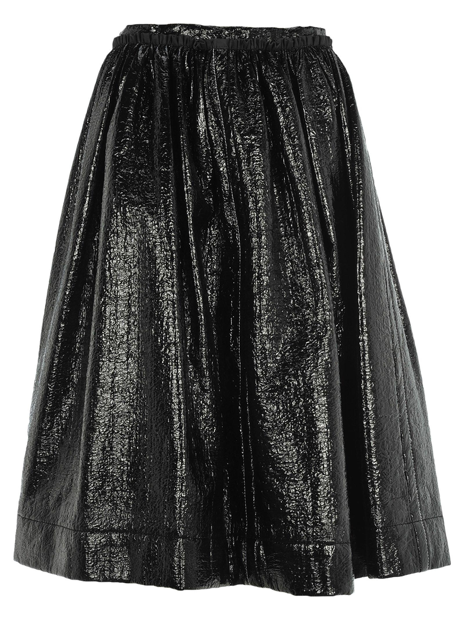 055c0b3bf4 Marni Marni Pleated Skirt - BLACK - 10970061 | italist