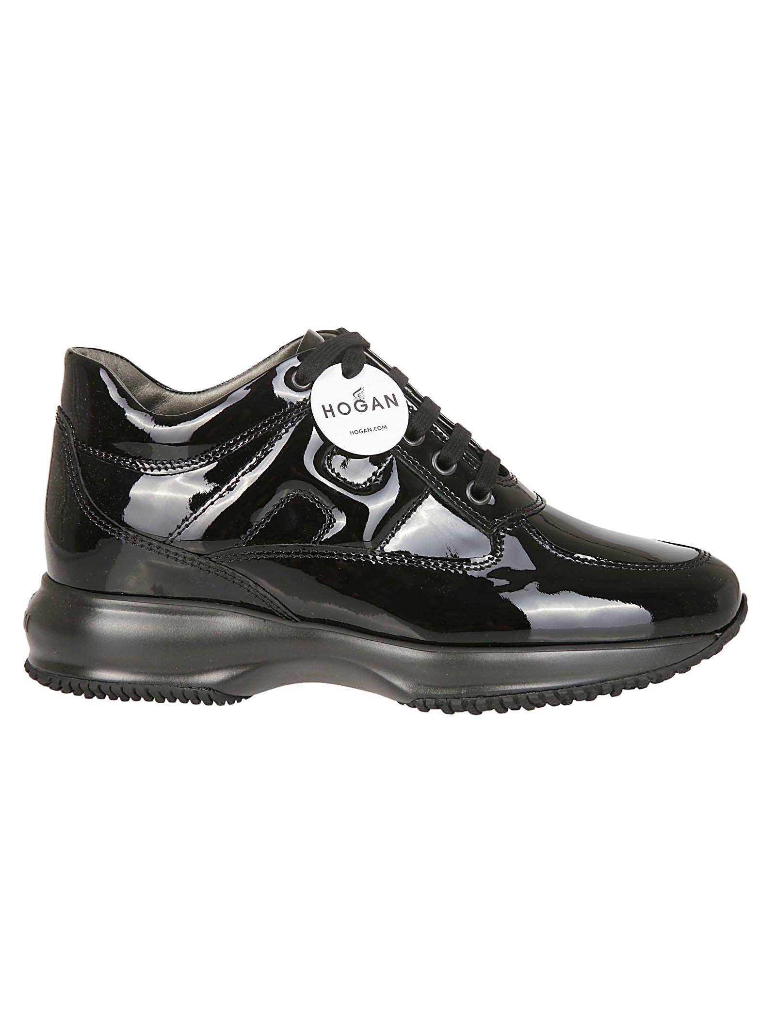 Hogan Hogan Interactive Sneakers - Black - 10738409  3d8f6eb9f4d