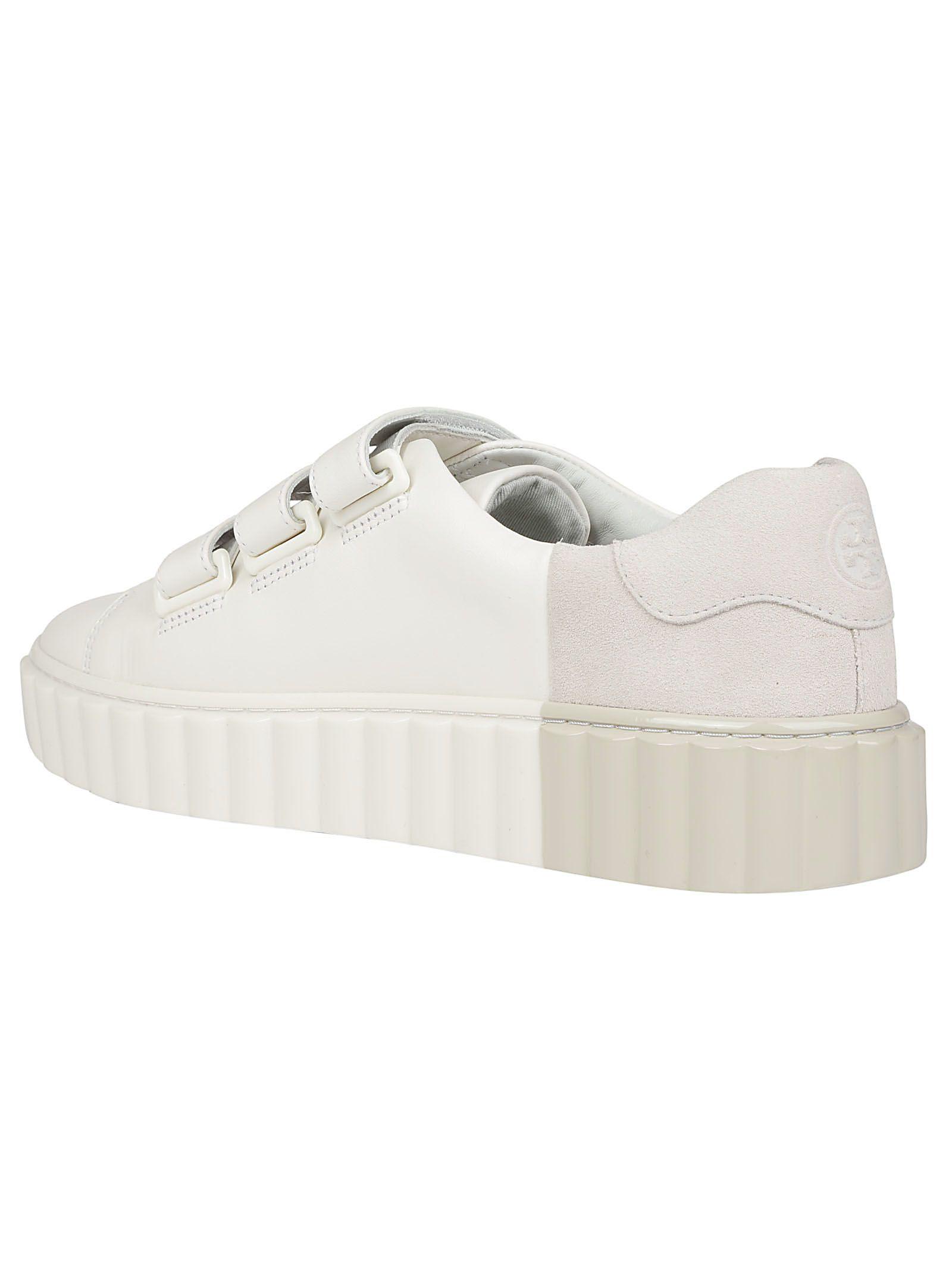 c6bfba3c3429 Tory Burch Tory Burch Scallop Triplestrap Sneakers - Basic ...
