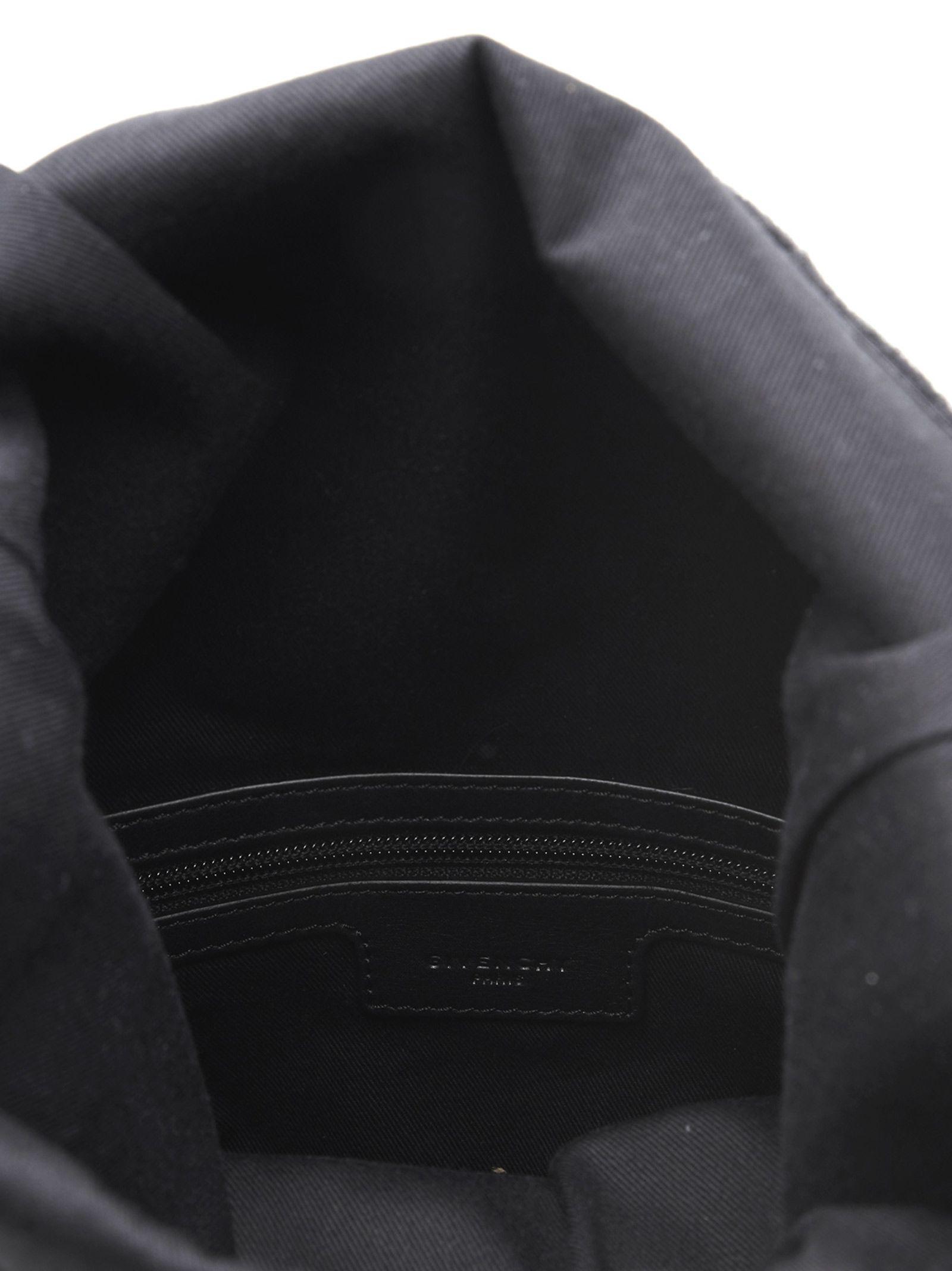 30b41ca09a10 Givenchy Givenchy  jaw  Bag - Black - 10796870