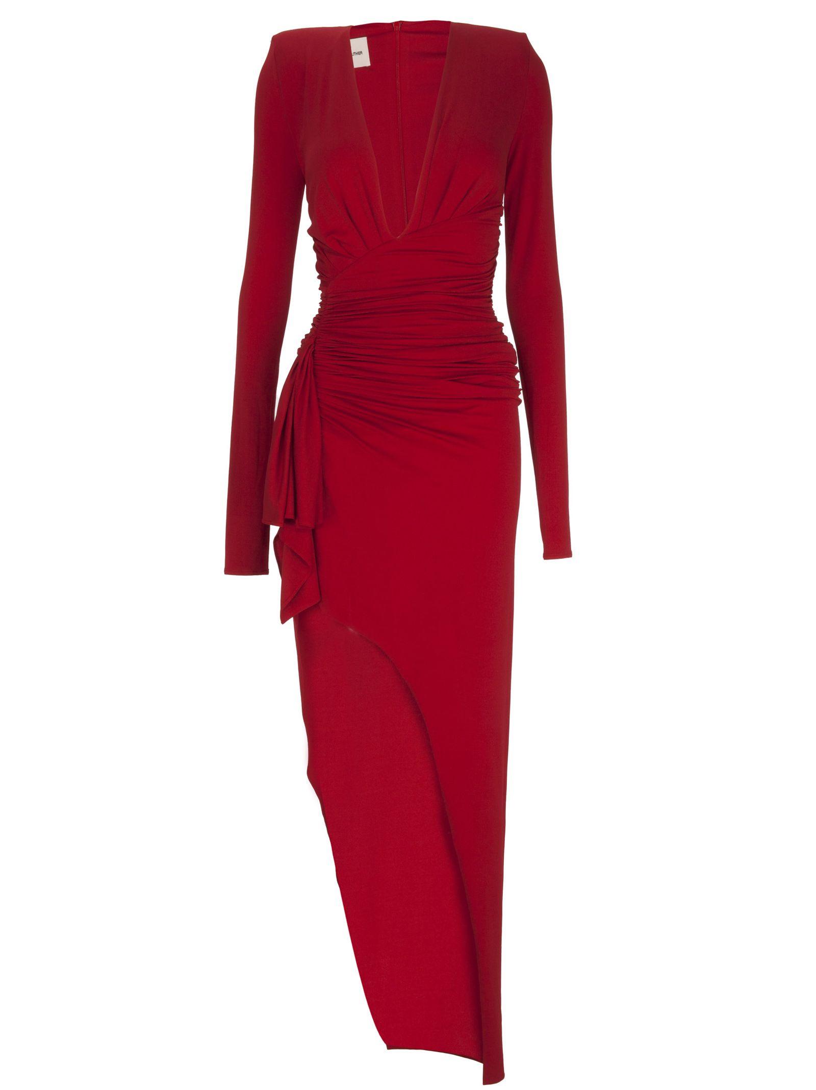 feb3eefaf9 Alexandre Vauthier Alexandre Vauthier Dress - Red - 10848756