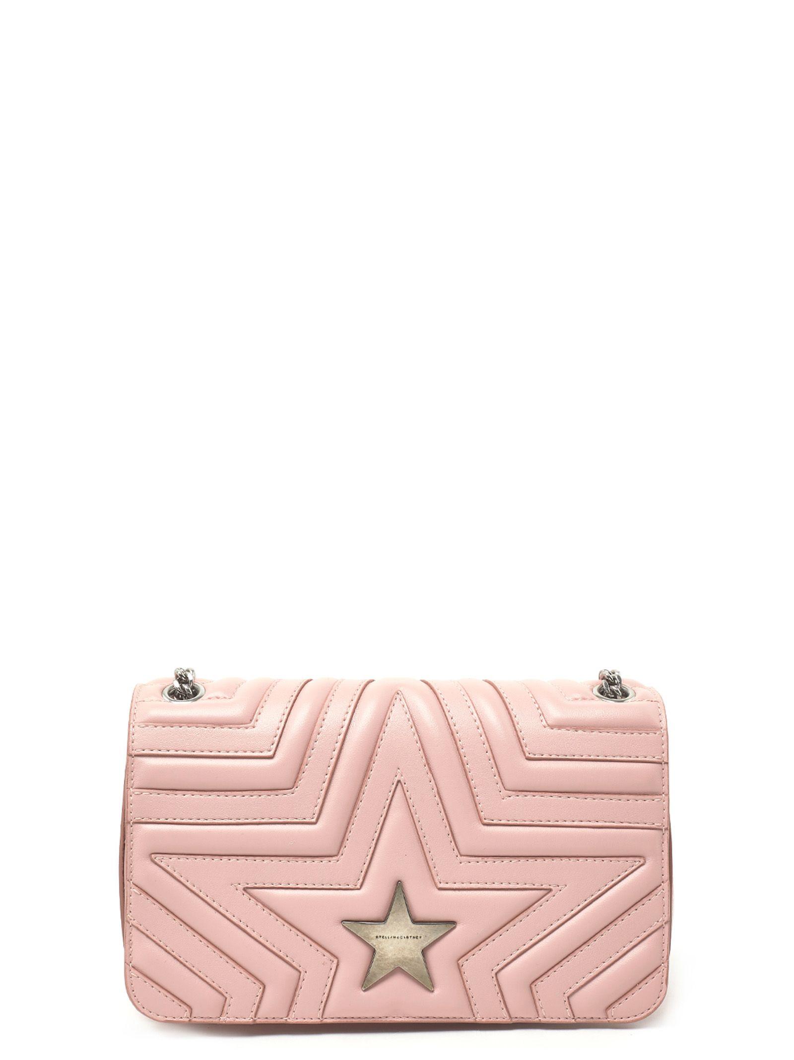 Stella McCartney Stella Mccartney  stella Star  Bag - Pink ... 509b5d2135d9a