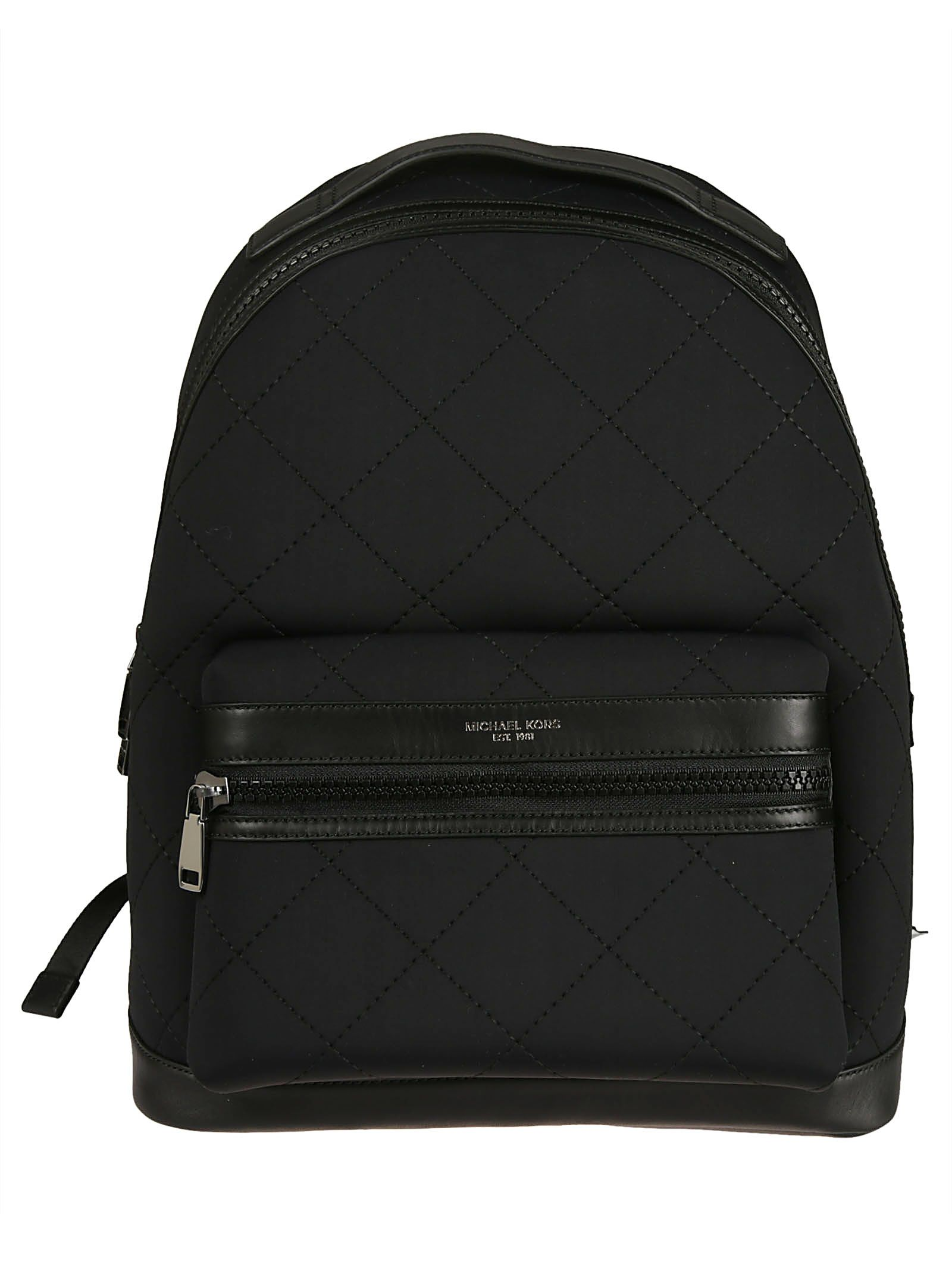 8d1014cc5014 Michael Kors Michael Kors Quilted Backpack - black - 10700331 | italist