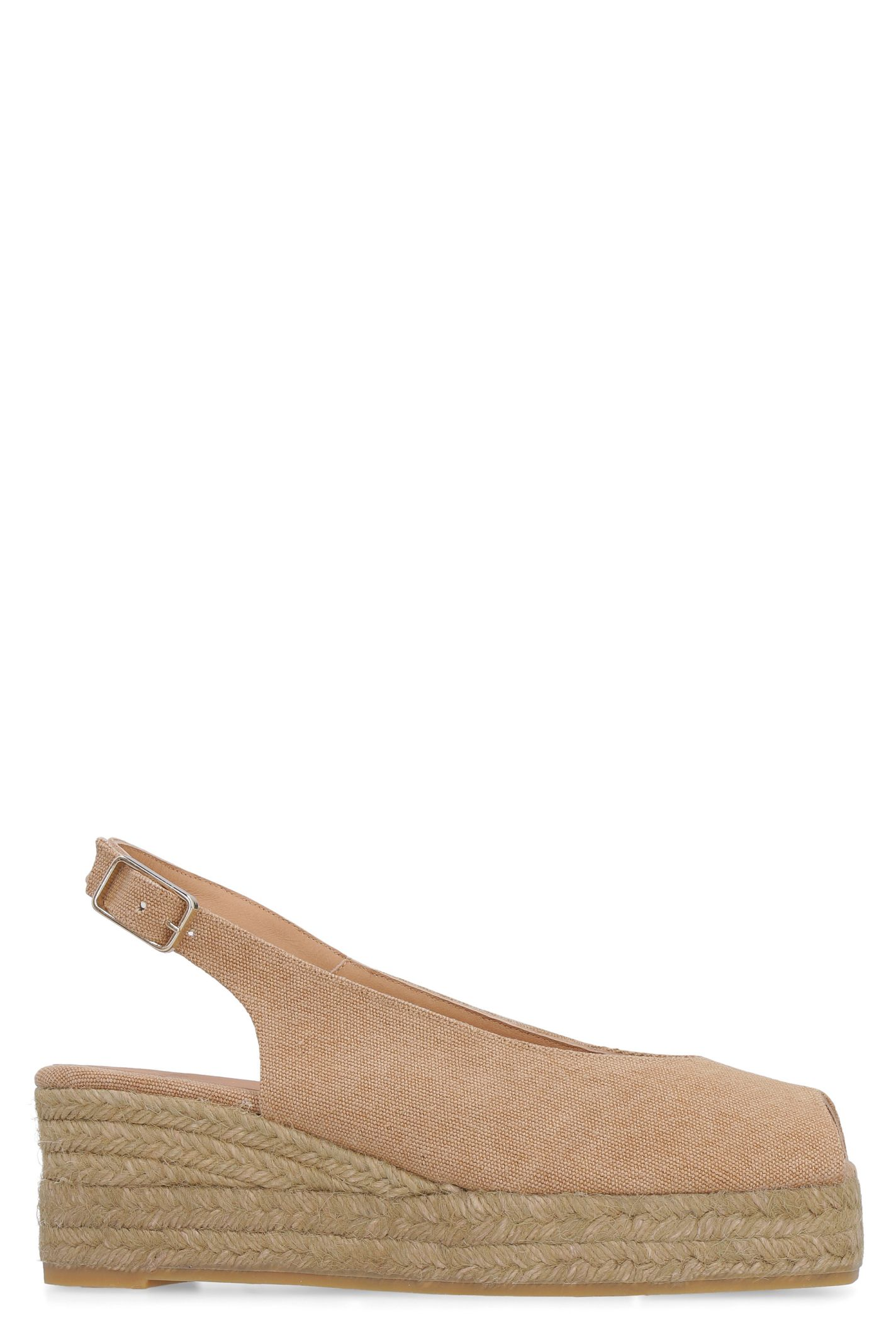 761ee8ee535 Castañer Dosalia Canvas Wedge Espadrilles | £73.51 | Port
