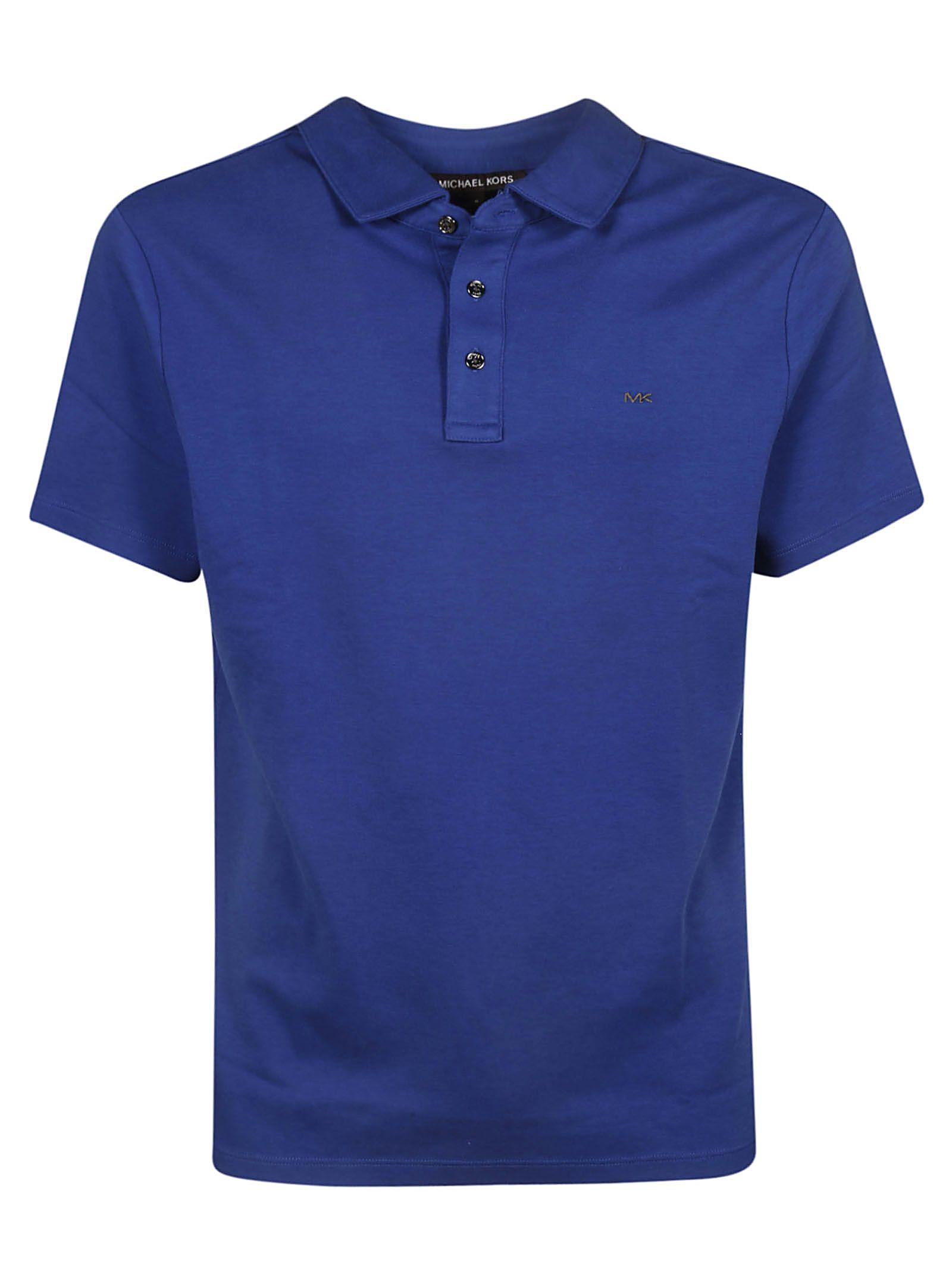1a1b7573 Michael Kors Michael Kors Classic Polo Shirt - navy - 10841055 | italist