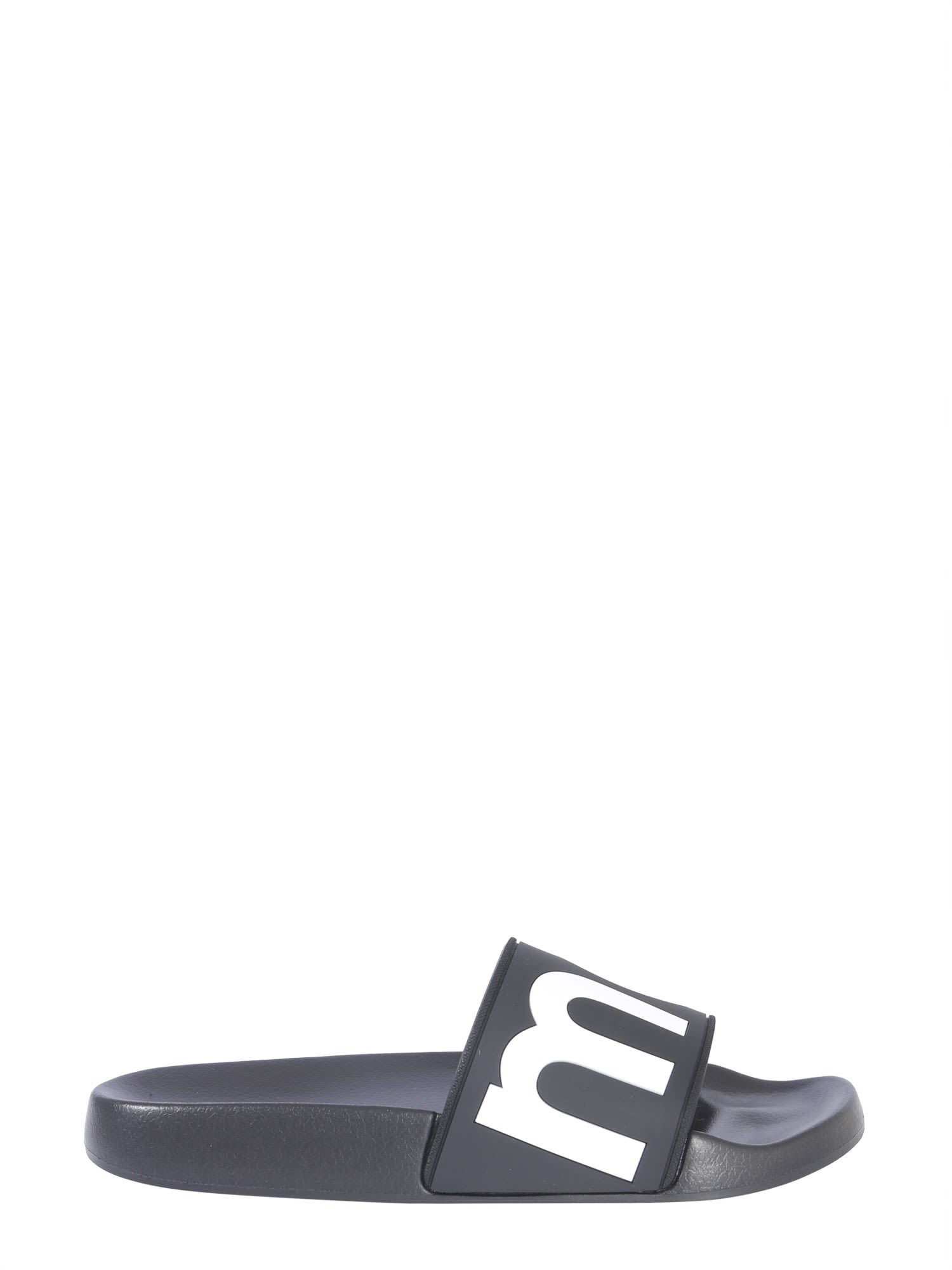 274ba98cfd Isabel Marant Étoile Isabel Marant Étoile Rubber Slide Slippers With ...