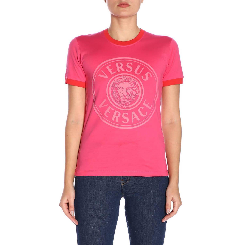 dbd6d409 Versus Versace Versus T-shirt T-shirt Women Versus - pink - 10791281 ...