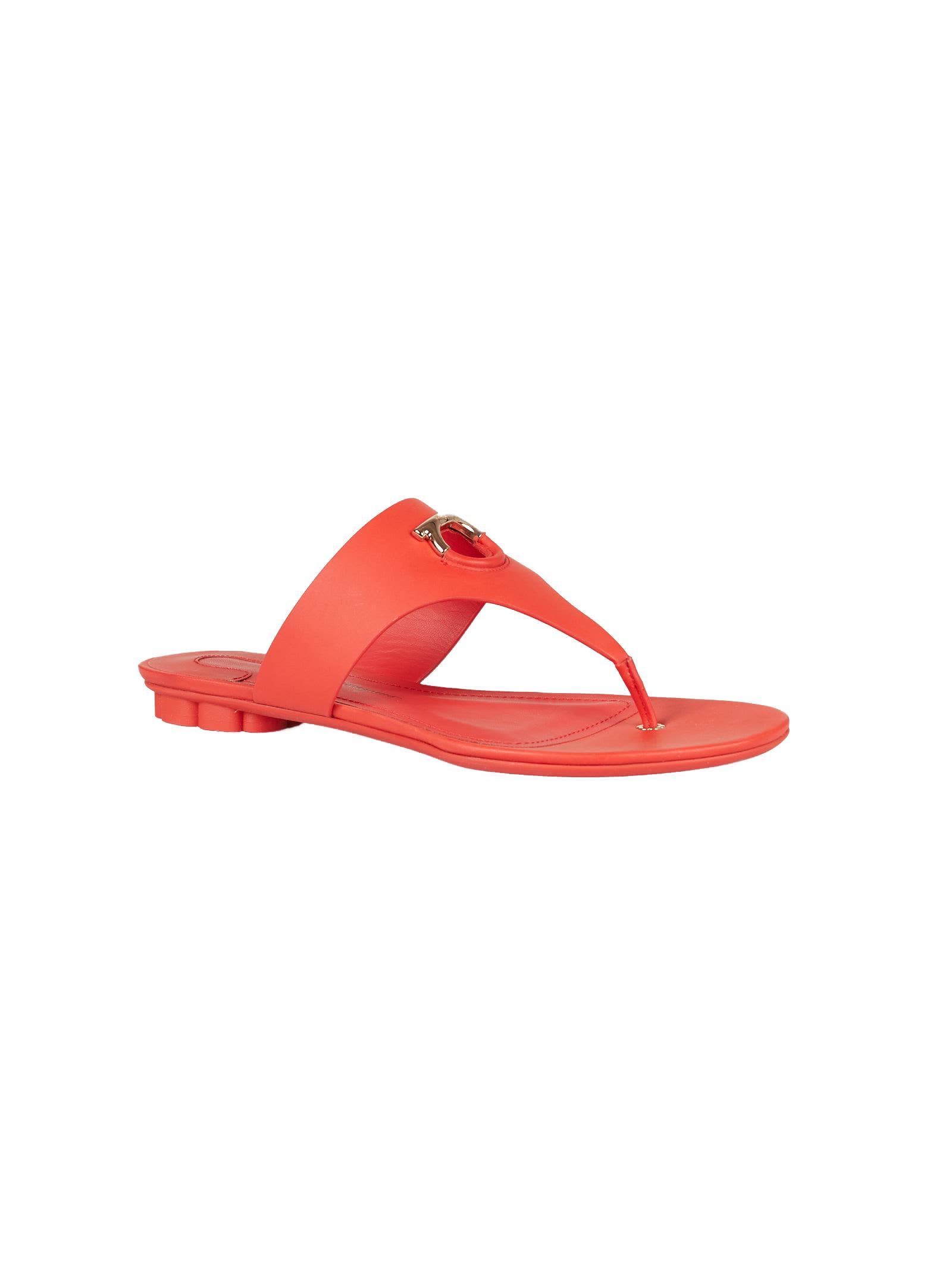 9616b2b5cc9 Salvatore ferragamo enfola flat sandals arancio salvatore ferragamo enfola  flat sandals arancio jpg 1600x2136 Salvatore ferragamo