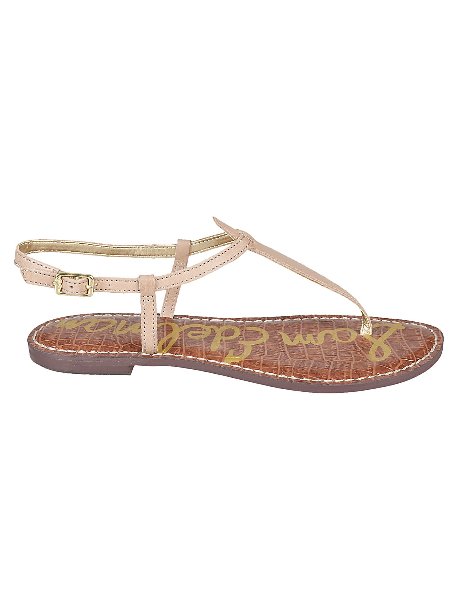 95816d6251c6 Sam Edelman Sam Edelman Gigi Flat Sandals - Almond - 10587752
