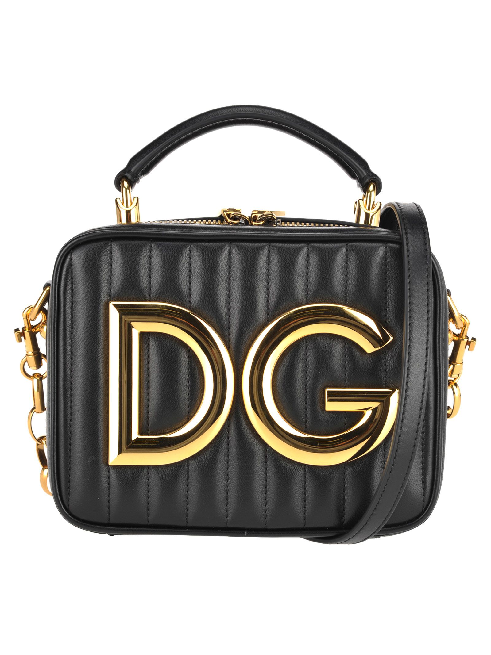 e55aecfe48ef Dolce & Gabbana Dolce&gabbana Dolce & Gabbana Dg Girl Camera Bag - BLACK ...