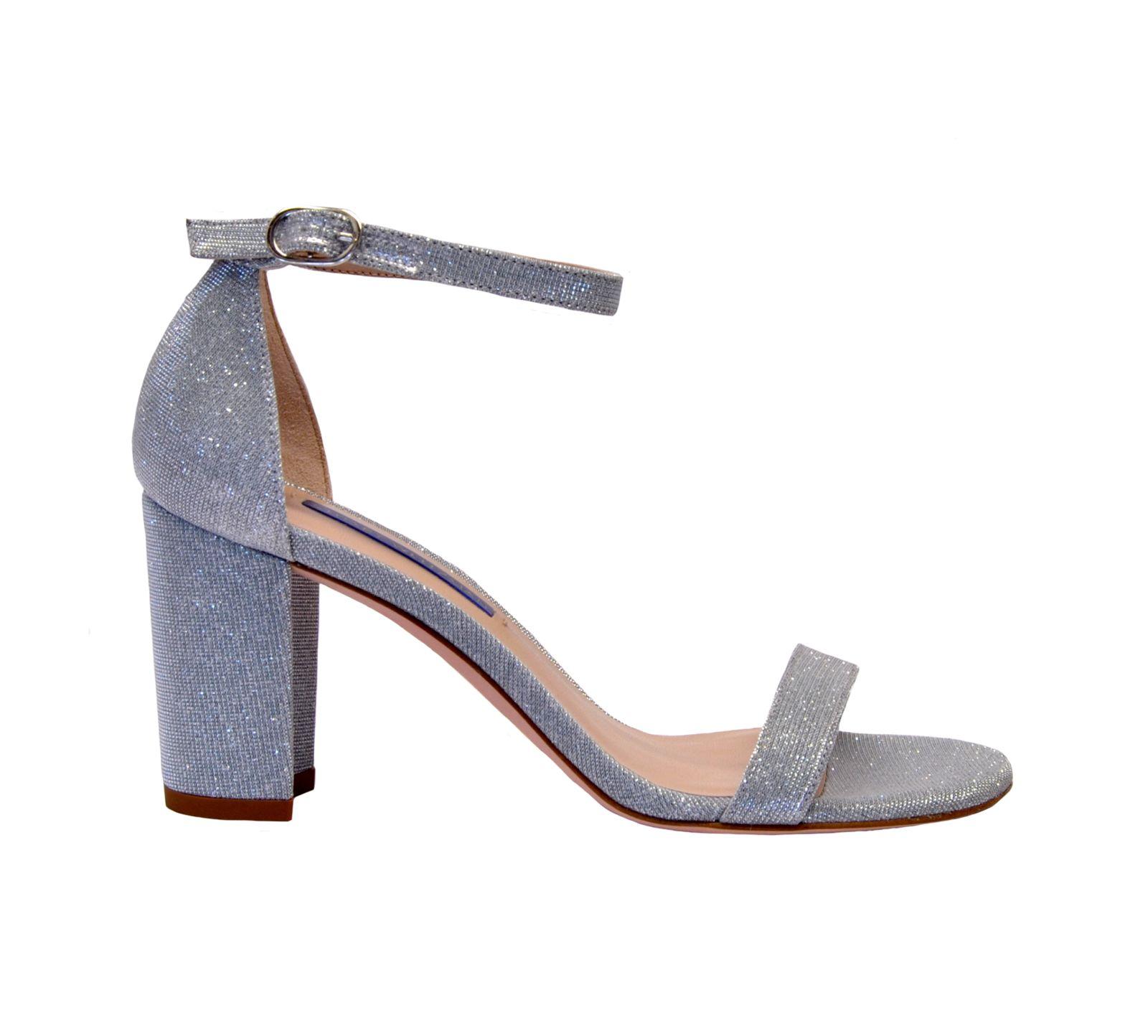 Stuart Weitzman Stuart Weitzman Nearly Nude Sandals - Silver - 10859257  Italist-1752