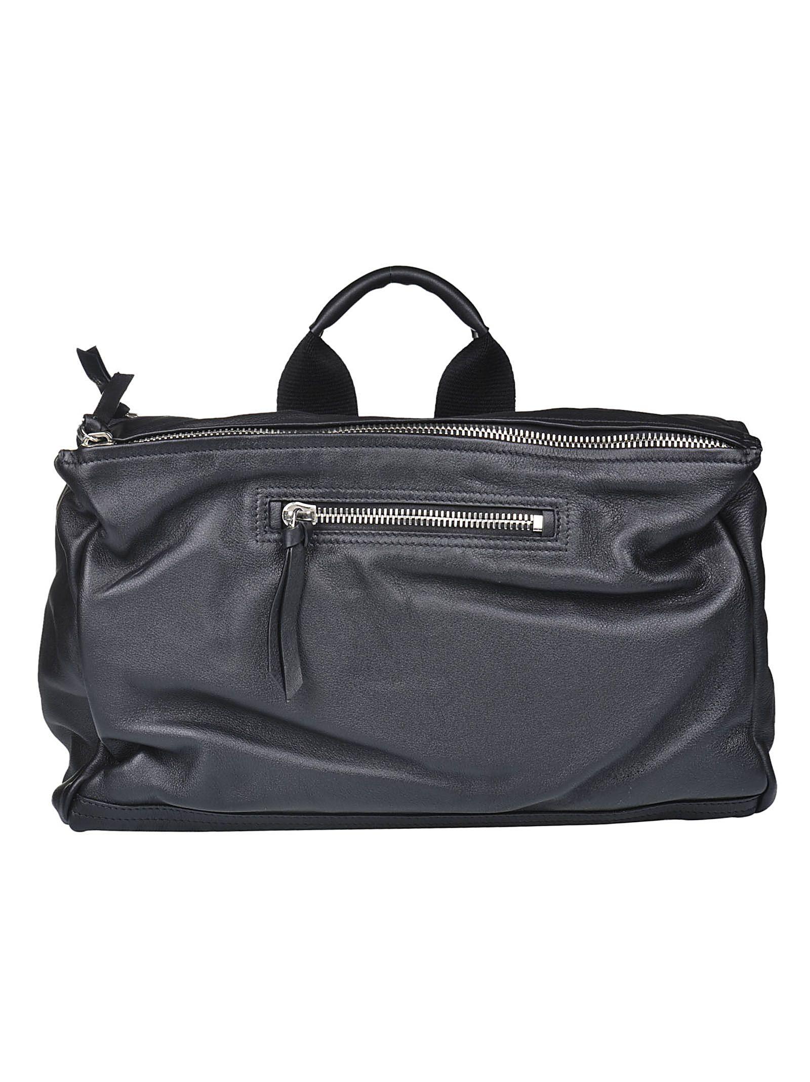 e799ef5ba2 Givenchy Givenchy Blurred Stars Pandora Messenger Holdall - Black ...