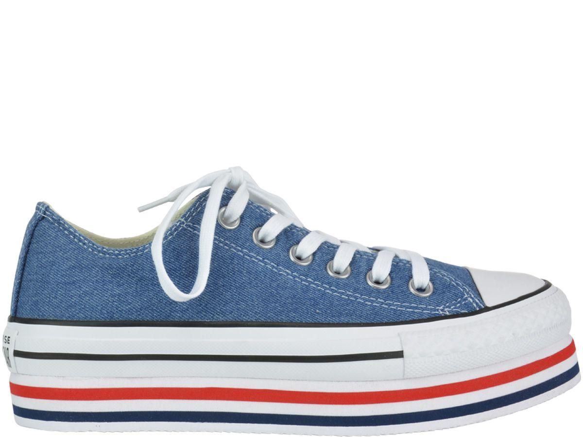 c1240d3fe14 Converse Converse Chuck Taylor All Star Platform Layer Sneakers ...