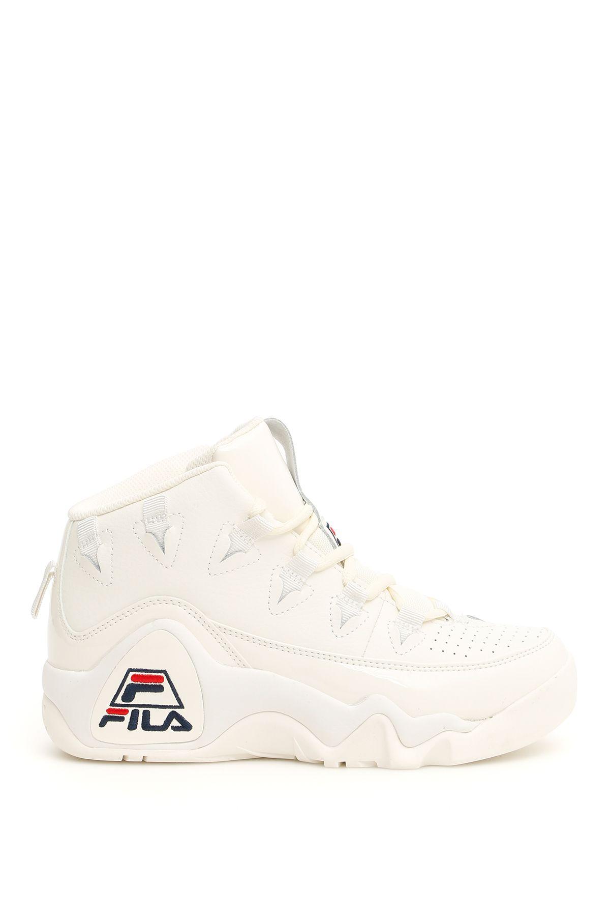8e03dc22557 Fila Fila Grant Hill Sneakers - WHITE NAVY RED (White) - 10763069 ...