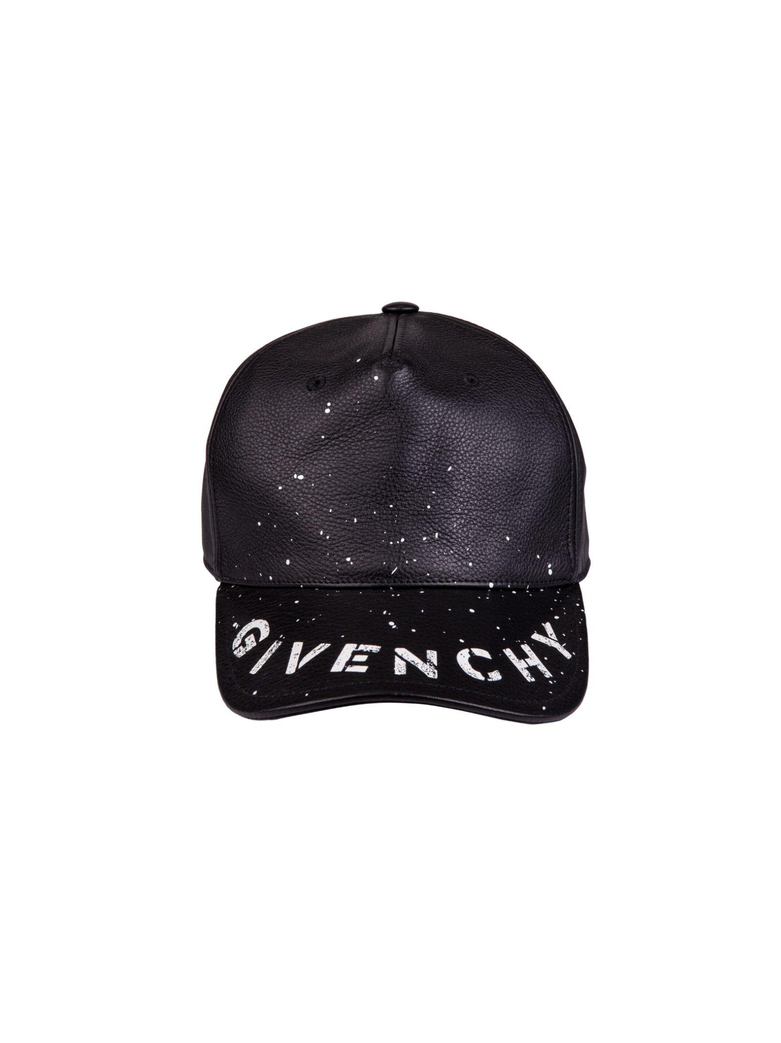 Givenchy Cap - Nero ... f695f1eff39