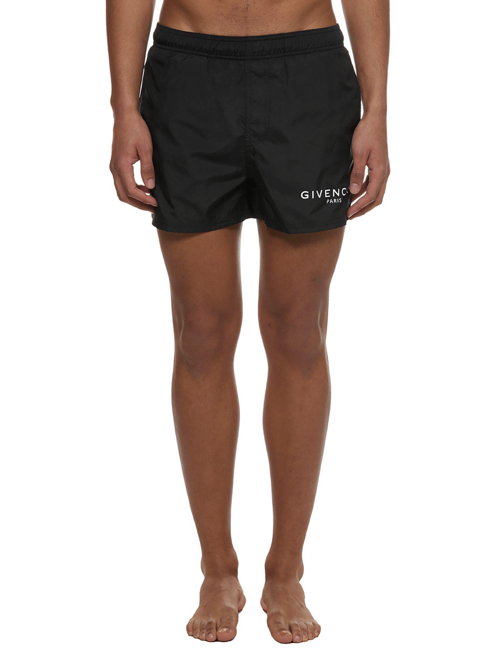 Givenchy Swimwear In Black