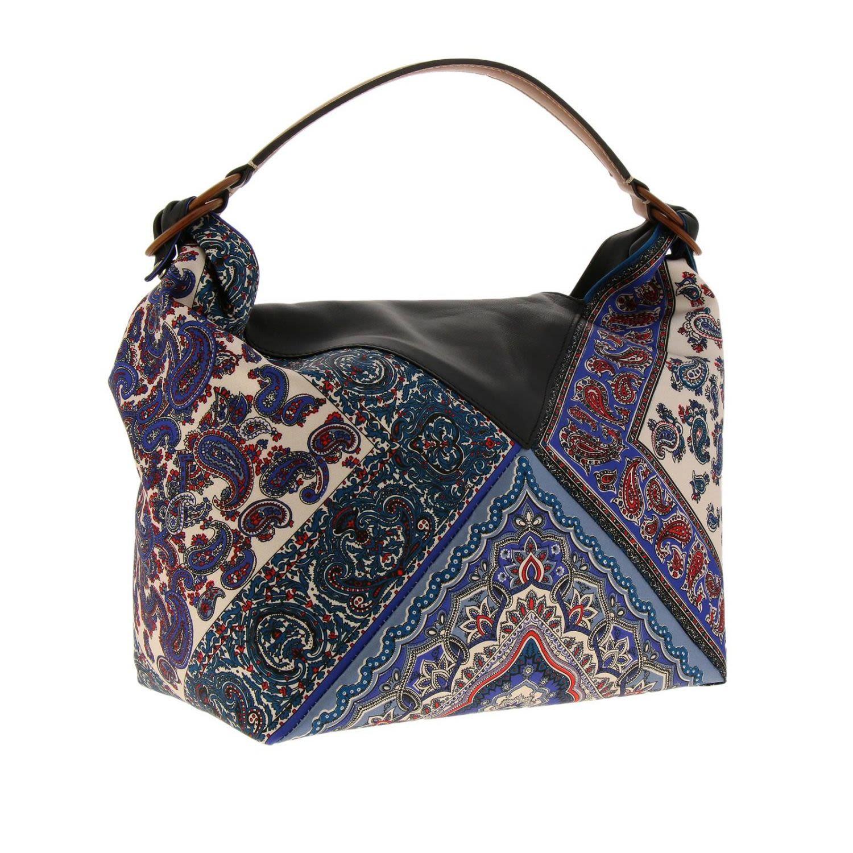 8e3dec3e3ef5a Etro Etro Handbag Shoulder Bag Women Etro - Multicolor - 10846381 ...