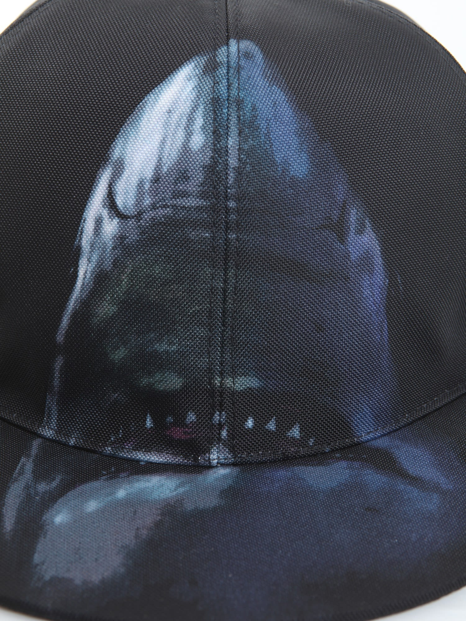 ... Givenchy Shark Printed Cap - NERO 62c70e72a05