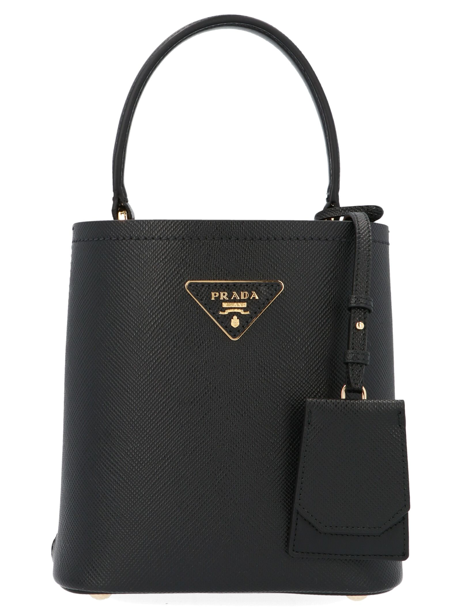 e309795fff97 Prada Prada 'double' Bag - Black - 10914738 | italist