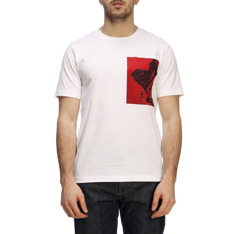 0c094cab4 Calvin Klein Jeans T-shirt T-shirt Men Calvin Klein Jeans - white ...