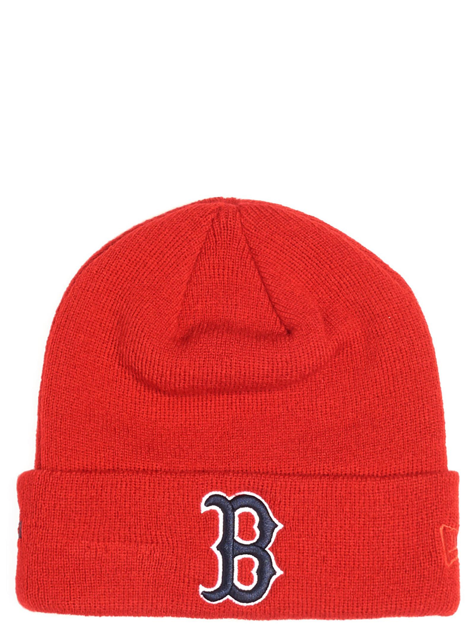 ac527fcd8a6693 Marcelo Burlon Marcelo Burlon 'ne Red Sox' Beanie - Red - 10754583 ...