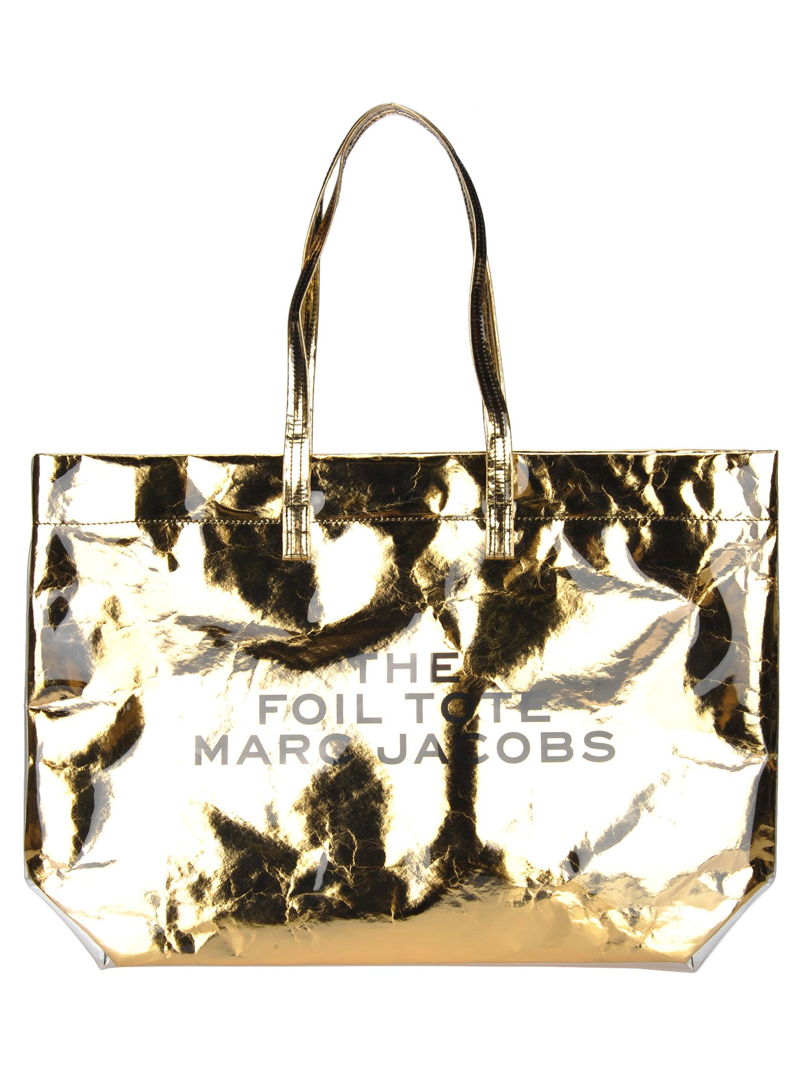 cbf3719e3030 Marc Jacobs Marc Jacobs The Foil Tote - GOLD - 10885549