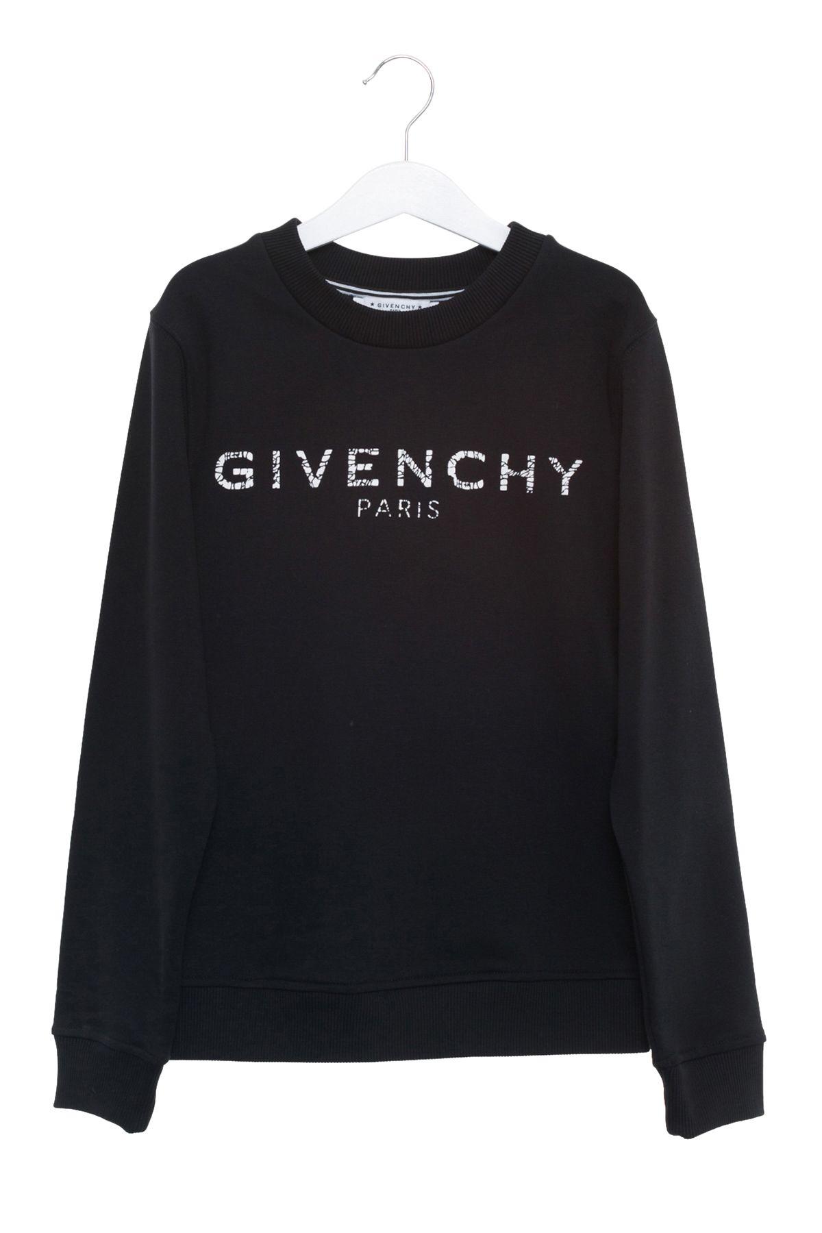 22a3e99a5b1fb Givenchy Givenchy Logo Sweatshirt - Nero - 10905926 | italist