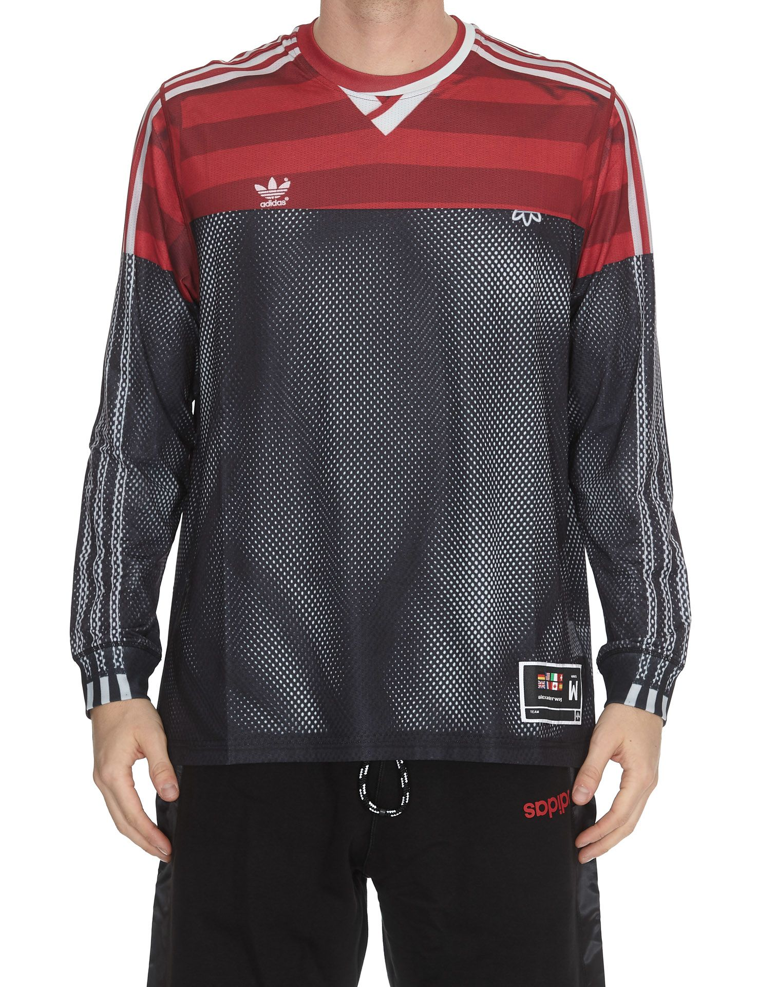 cc1e195bab45 Adidas Originals by Alexander Wang Photocopy Long Sleeves T-shirt -  Multicolor ...