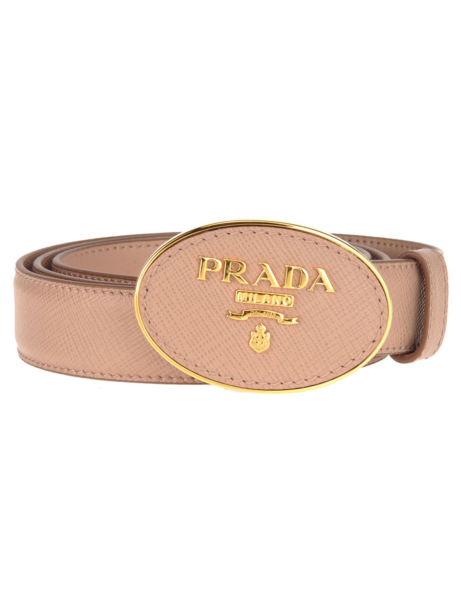 fe91da680ce4 Prada Prada Belt Logo Tondo - Basic - 10784183