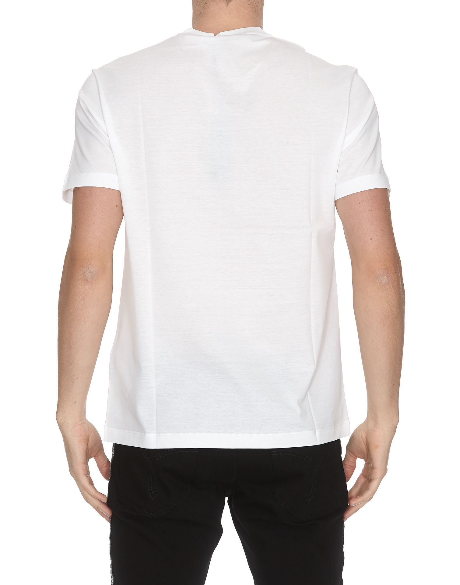 versace versace medusa t shirt white 10777580 italist. Black Bedroom Furniture Sets. Home Design Ideas