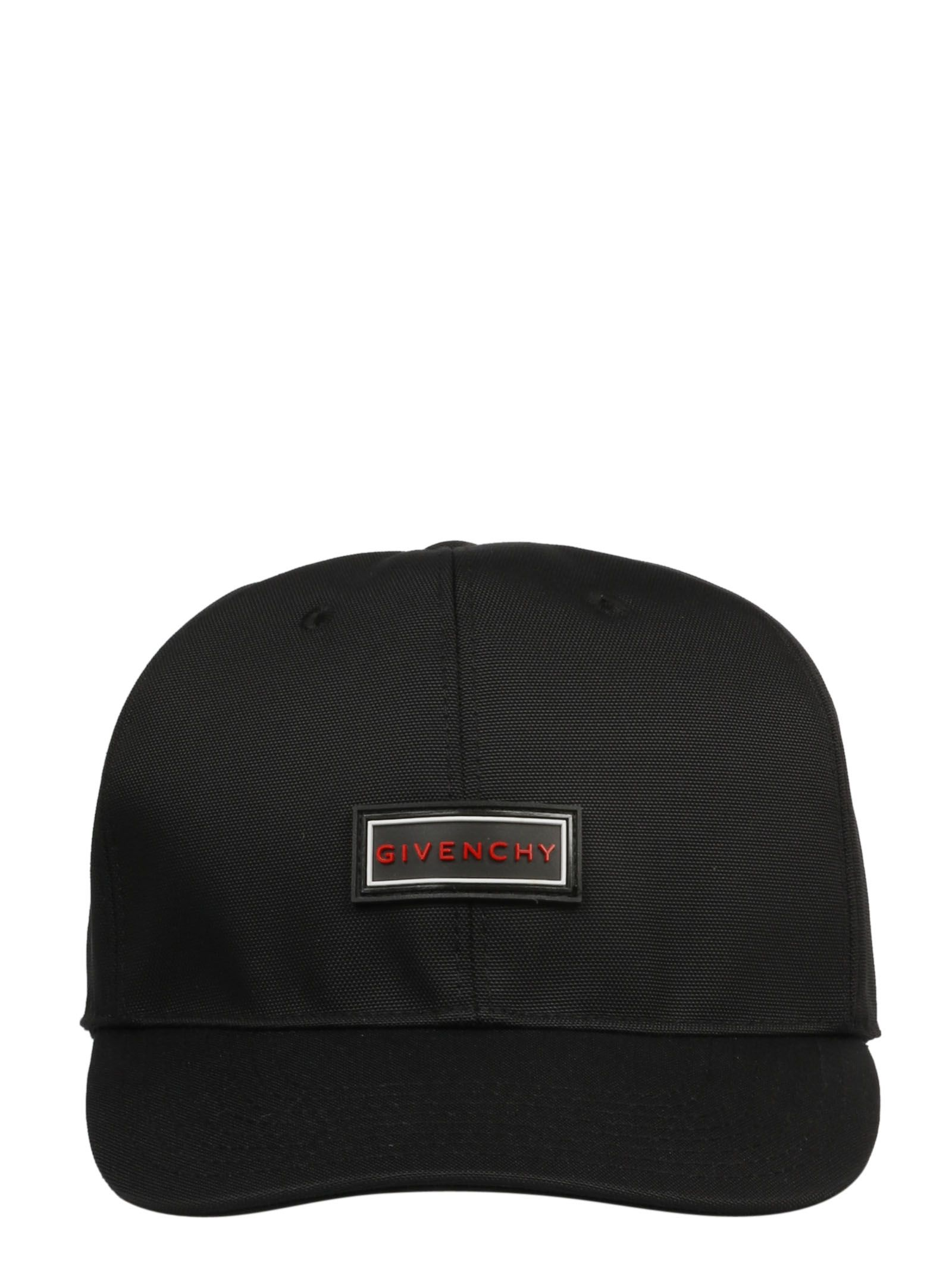 Givenchy Givenchy Logo Patched Cap - 10800460  fe8f133fc1b