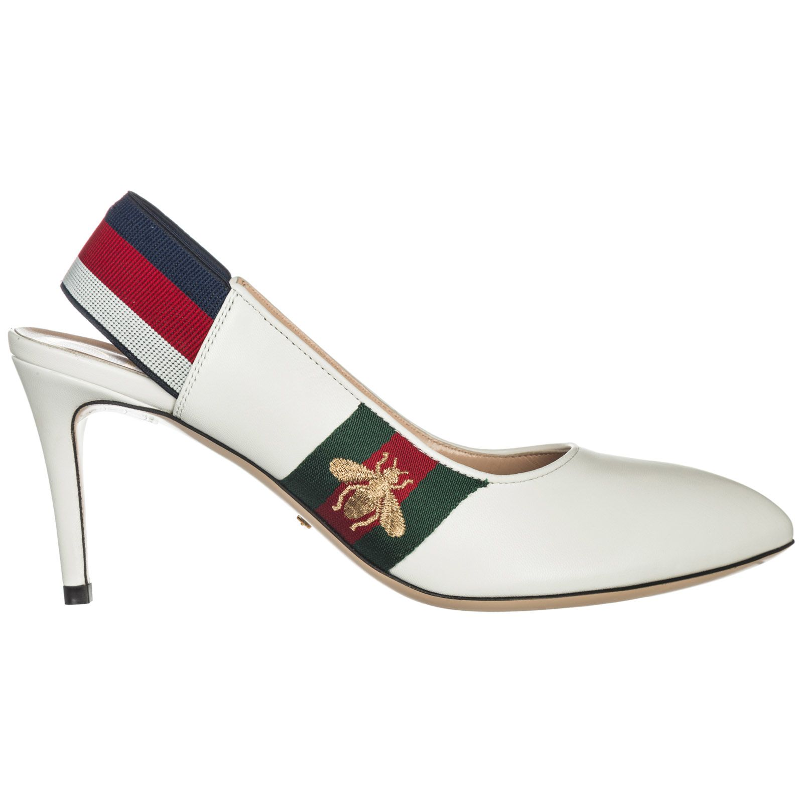Gucci Shoes Gucci  Leather Pumps Court Shoes High Heel