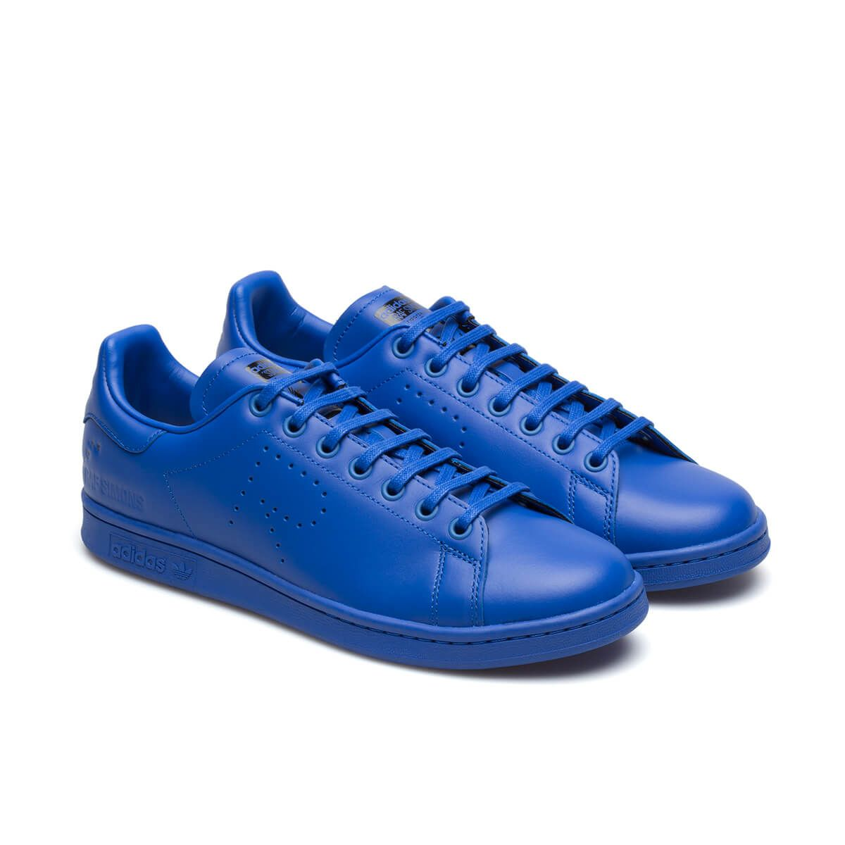 97d7e33e007d Adidas By Raf Simons Adidas By Raf Simons Stan Smith Sneakers - Blue ...