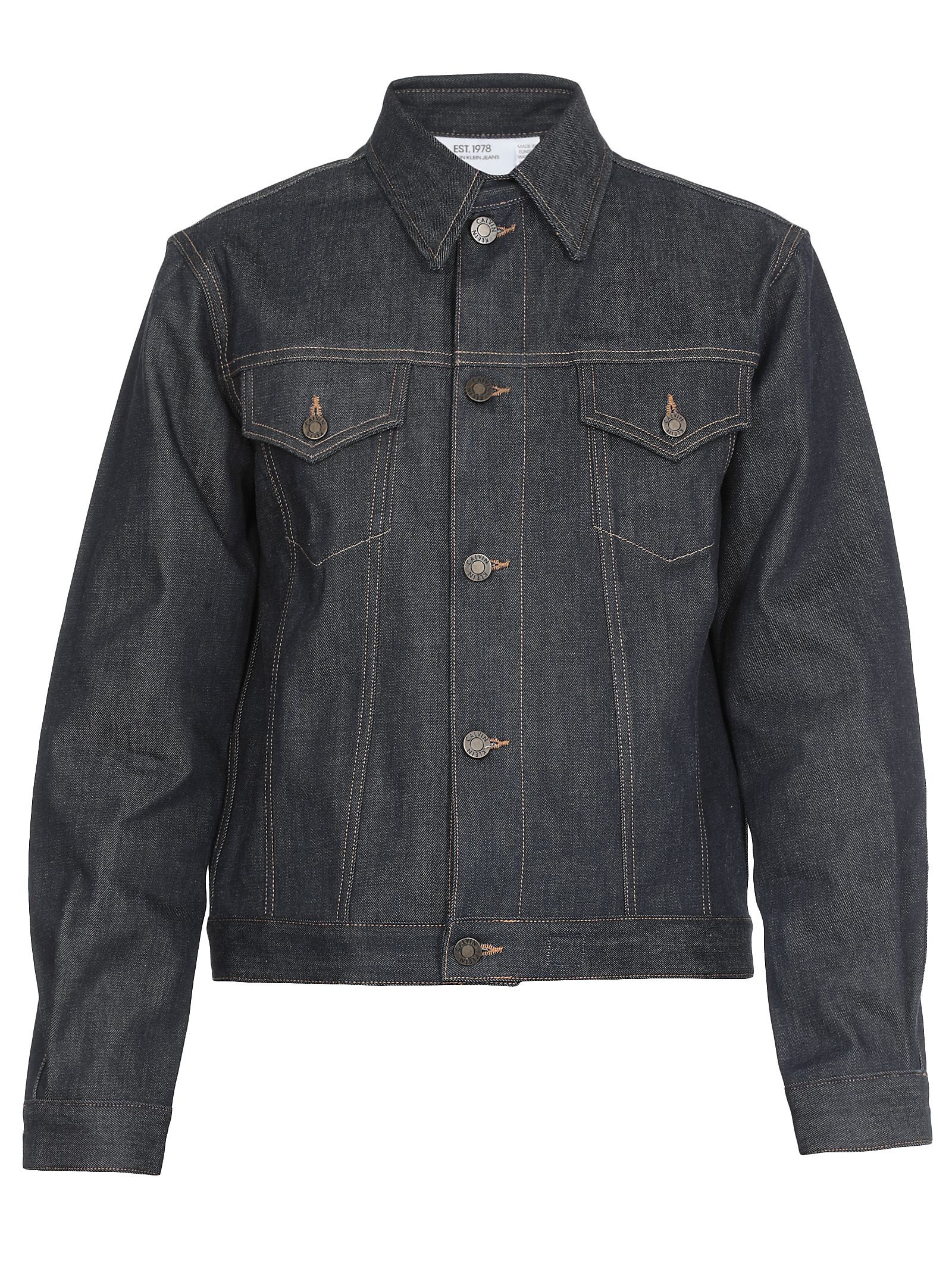 nuovi prodotti caldi orologio bene Calvin Klein Calvin Klein Giacca Jeans - RAW INDIGO ...