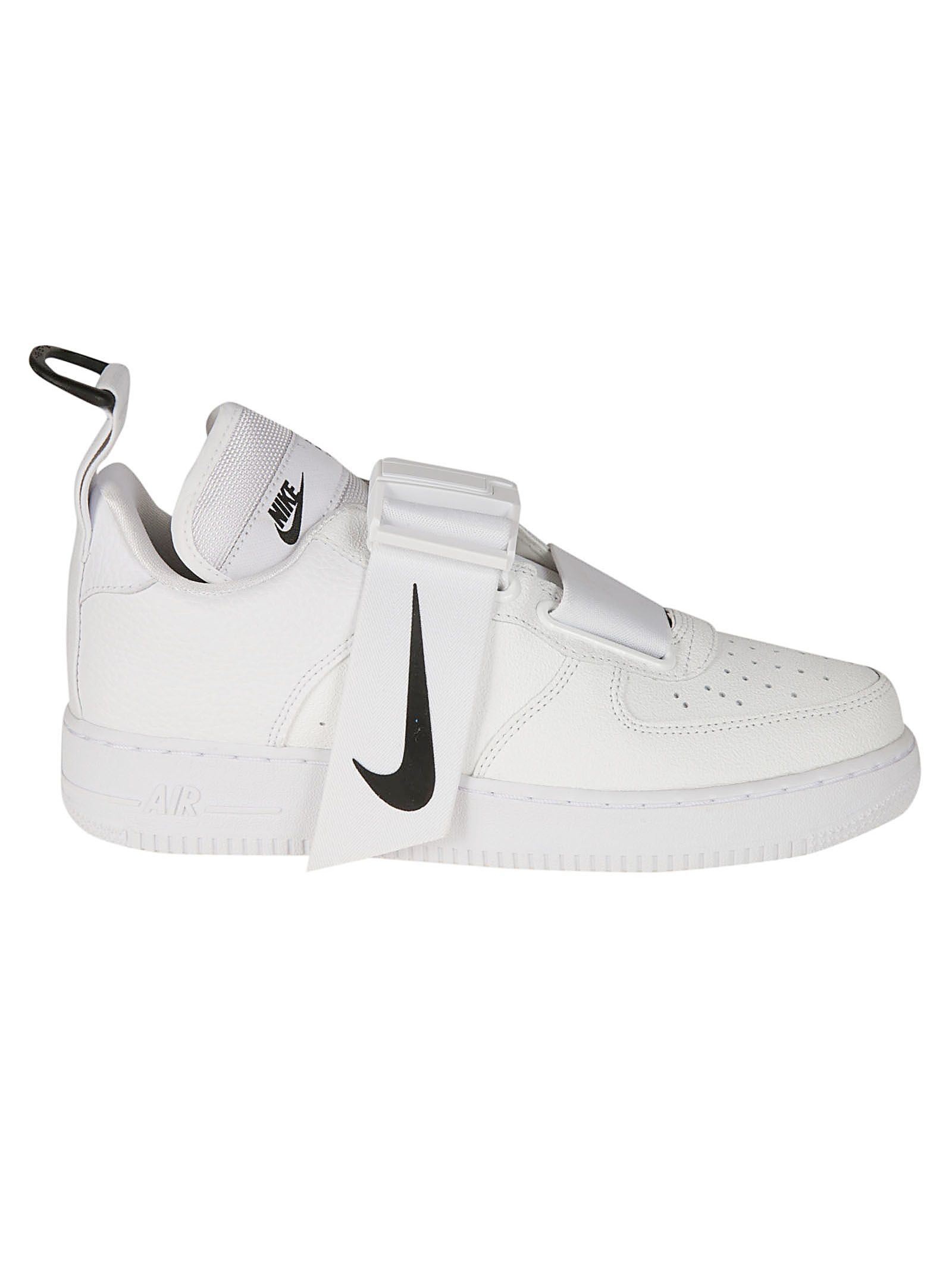 f45f2dc72137ab Nike Nike Adjustable Strap Sneakers - White - 10914416