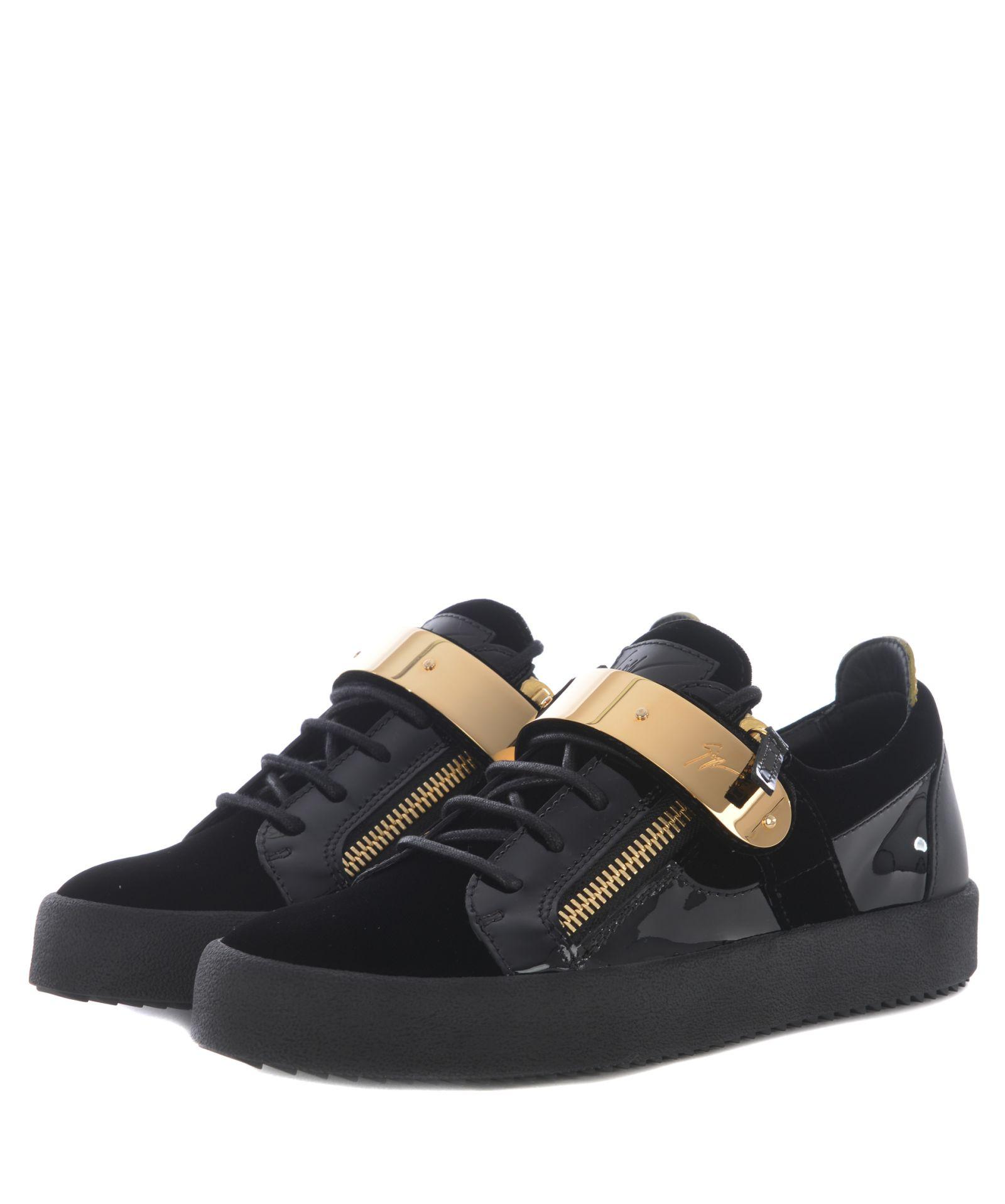 98f1df68bdf8 Giuseppe Zanotti Giuseppe Zanotti Veronica Sneakers - Nero - 9456050 ...