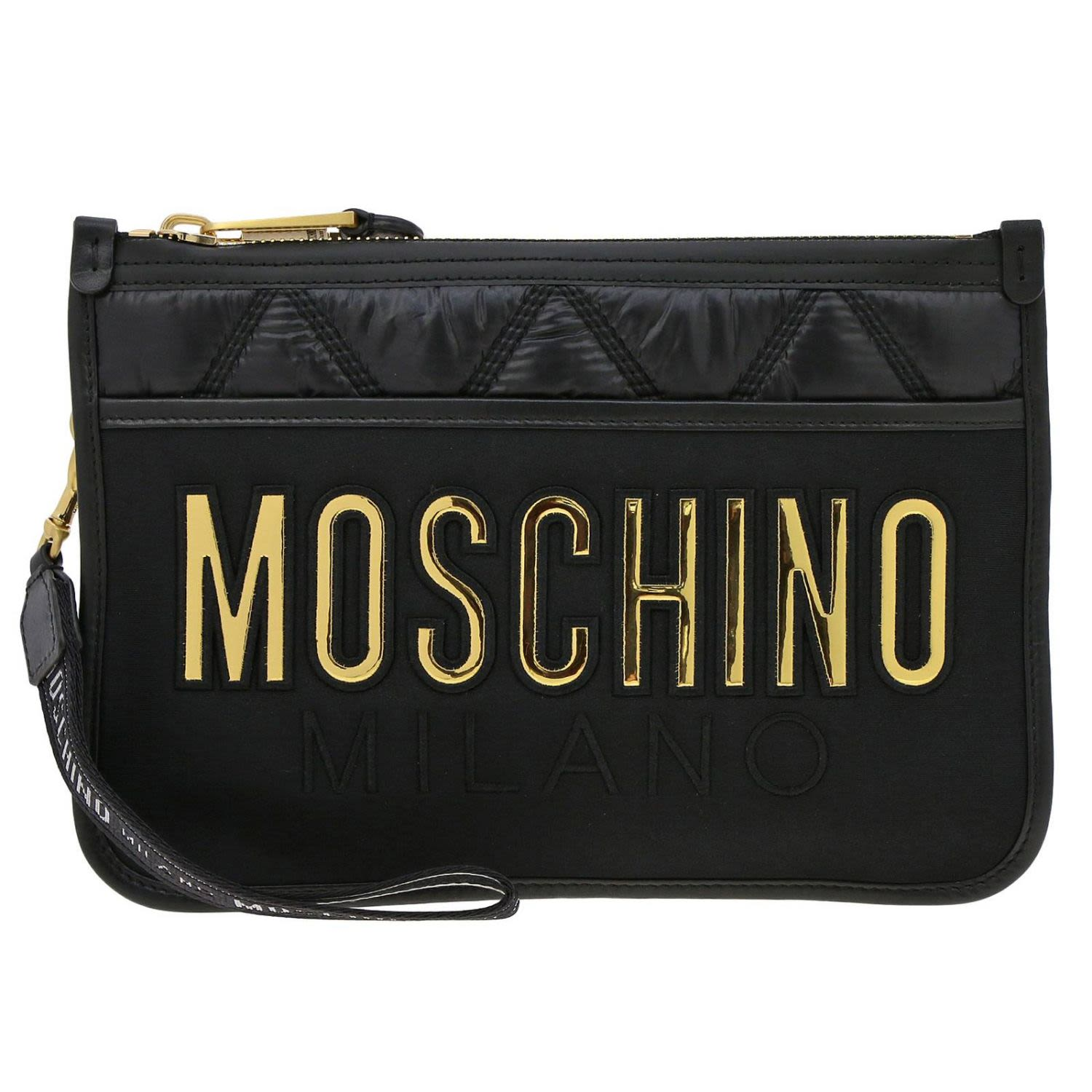 Couture Clutch Women Bag Shoulder Moschino wXgpHaqdd