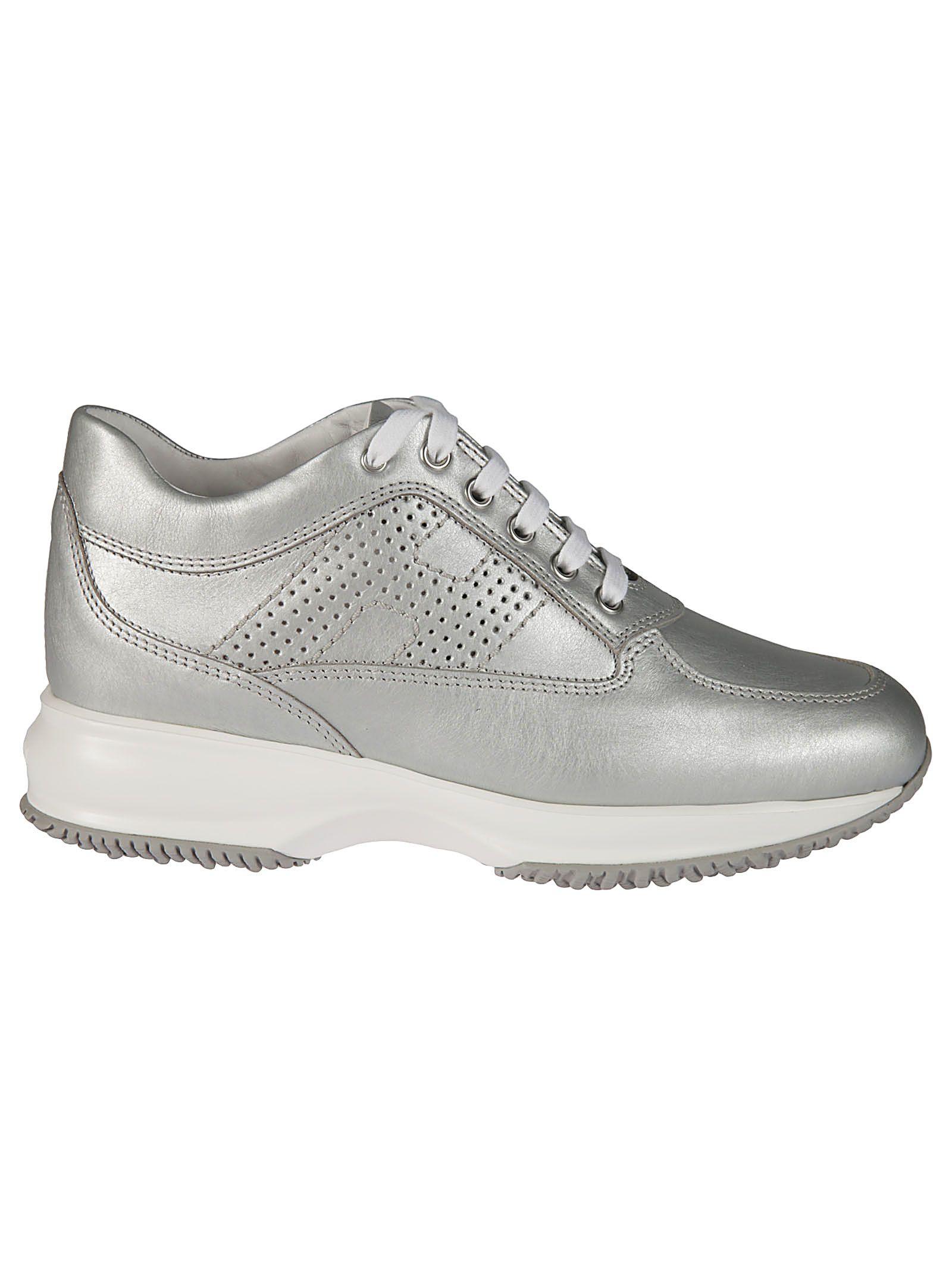 5adfc455930 Hogan Hogan Interactive Sneakers - silver - 10600503   italist