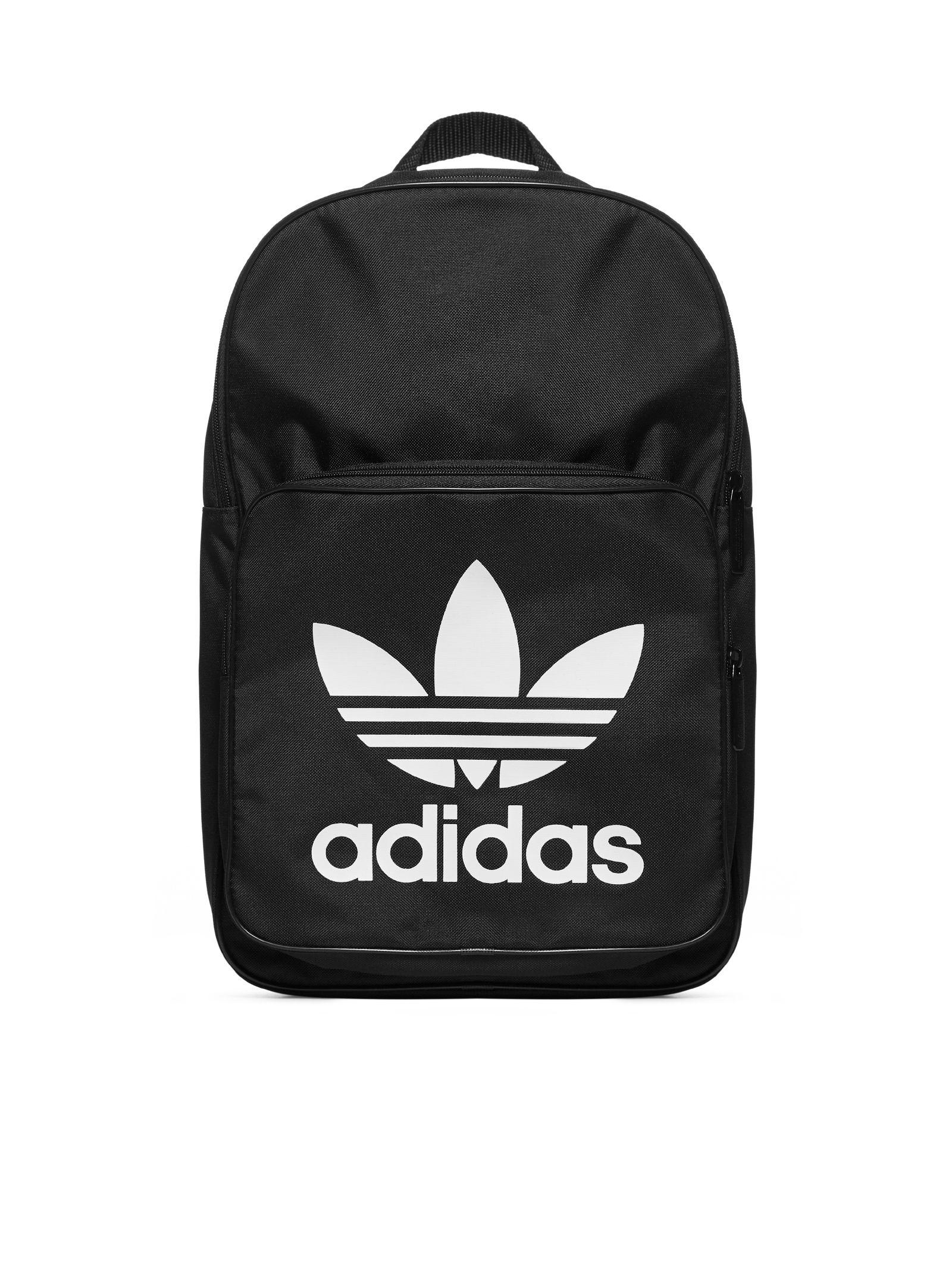 61d987840f Adidas Originals Adidas Originals Classic Trefoil Backpack - Black ...